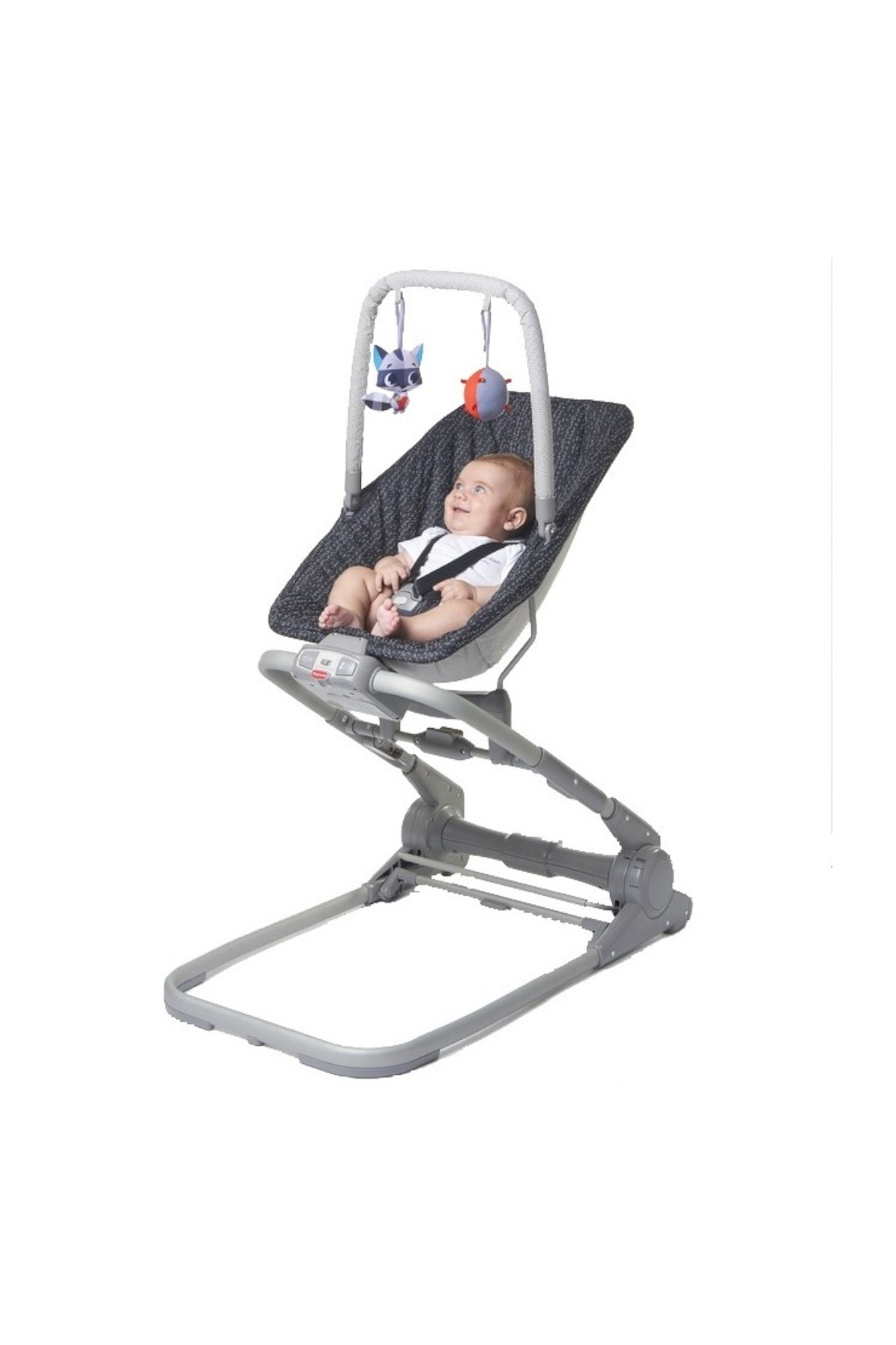 Leżaczek - krzesełko 3w1 Close to Me - Luxe do 18kg