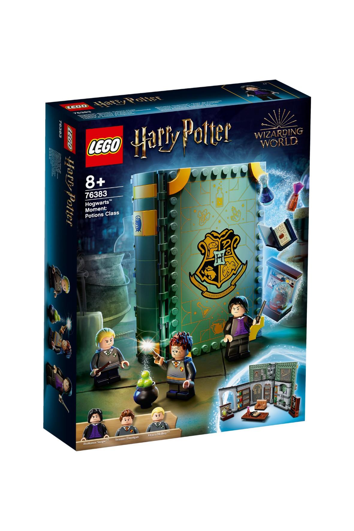 LEGO Harry Potter - Chwile z Hogwartu: zajęcia z eliksirów - 271 el