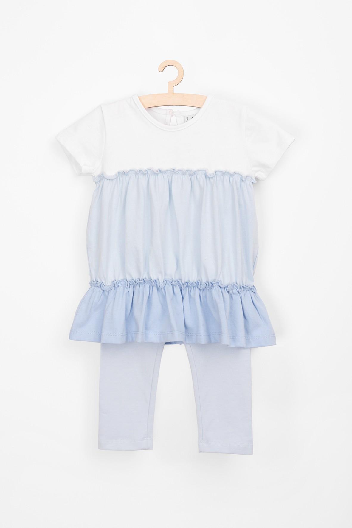 Komplet ubranek dla dzieci- tshirt + spodenki