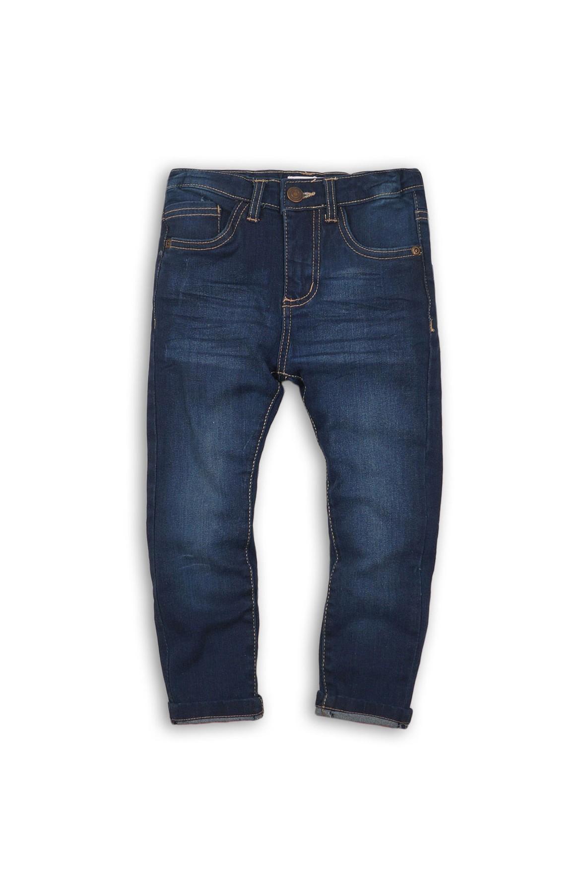 Spodnie chłopięce jeansowe 2L33A3