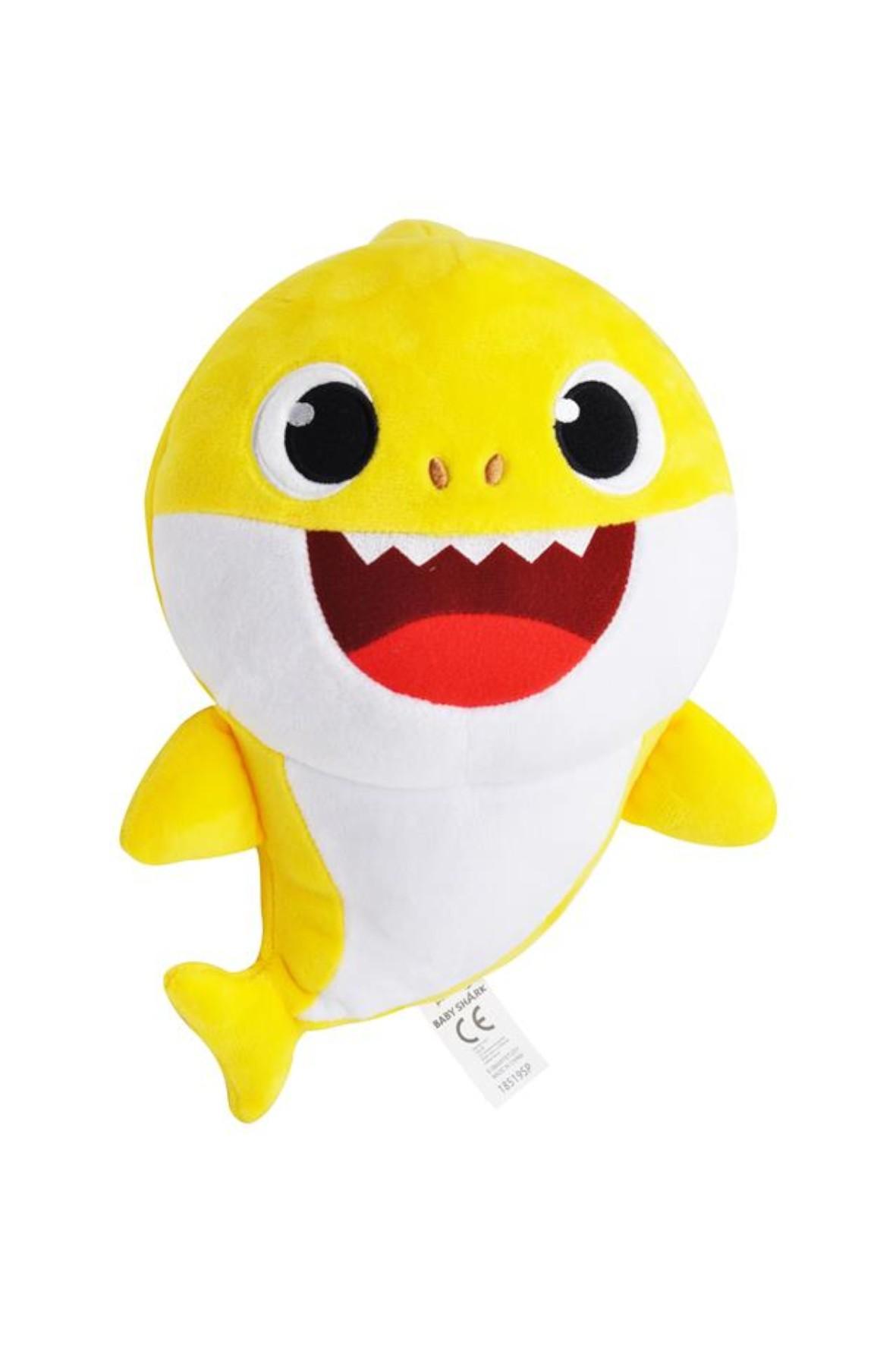 Baby Shark Maskotka - Pacynka śpiewająca