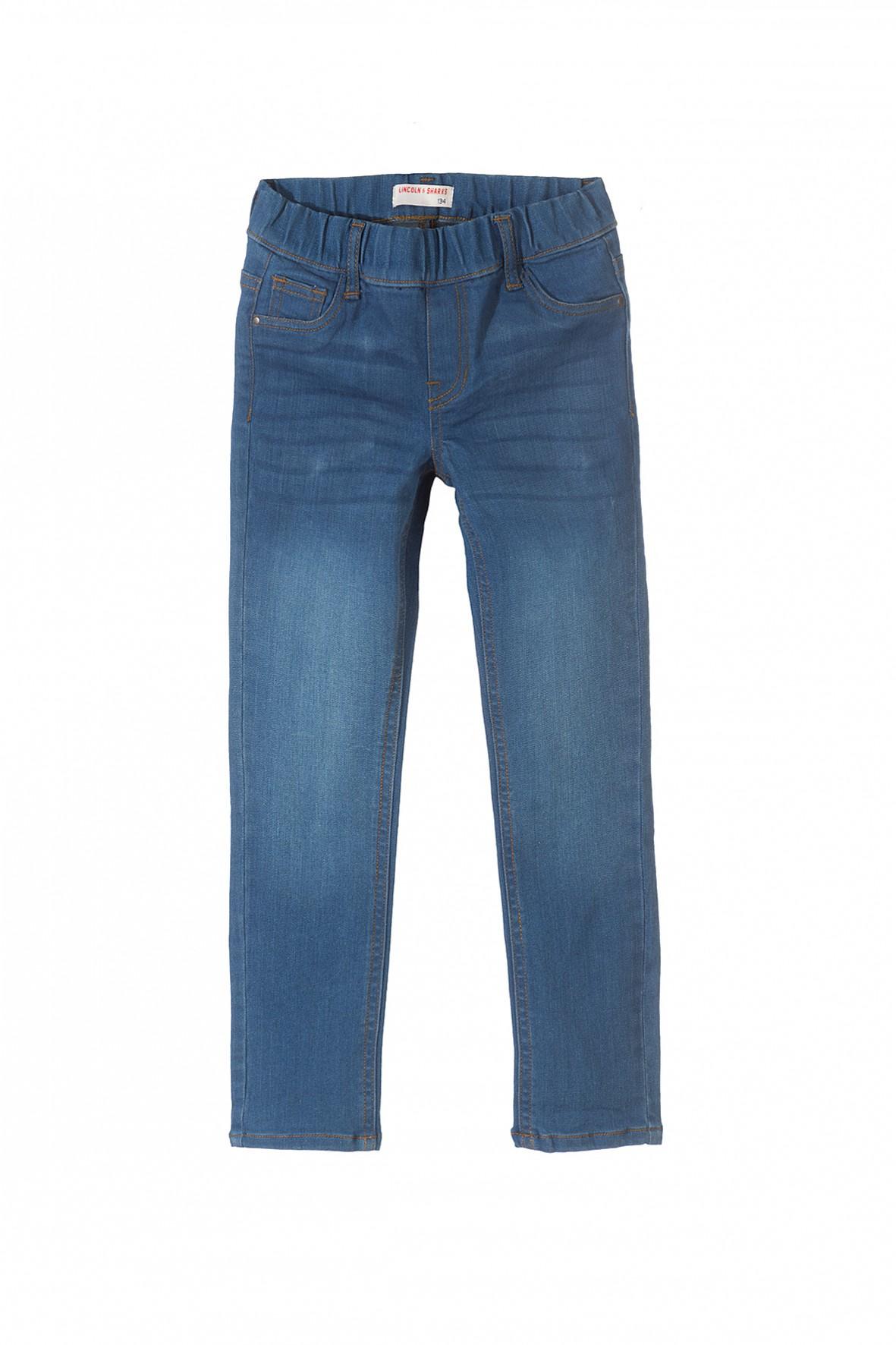 Spodnie dziewczęce 4L3204
