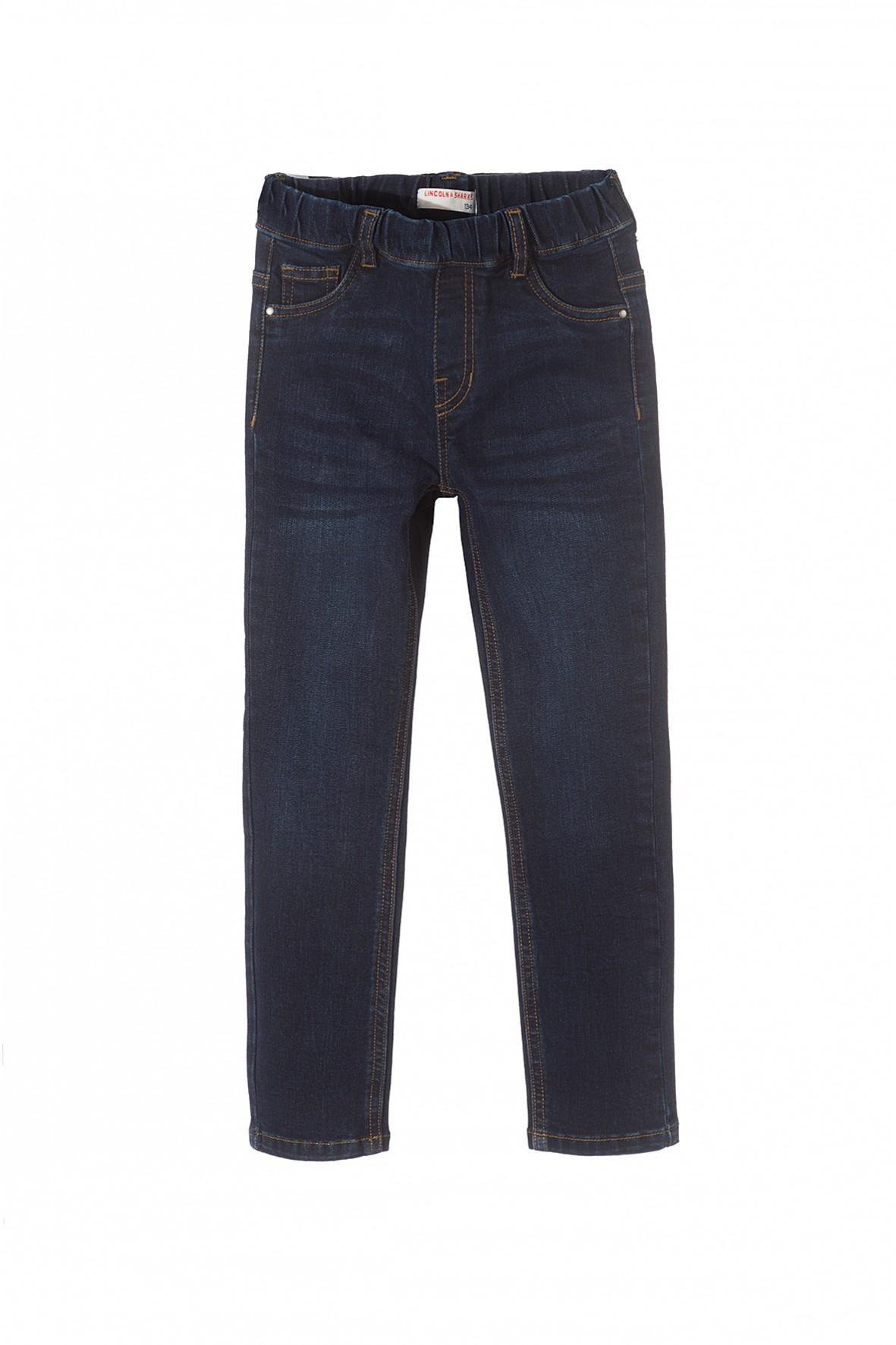 Spodnie dziewczęce 4L3203
