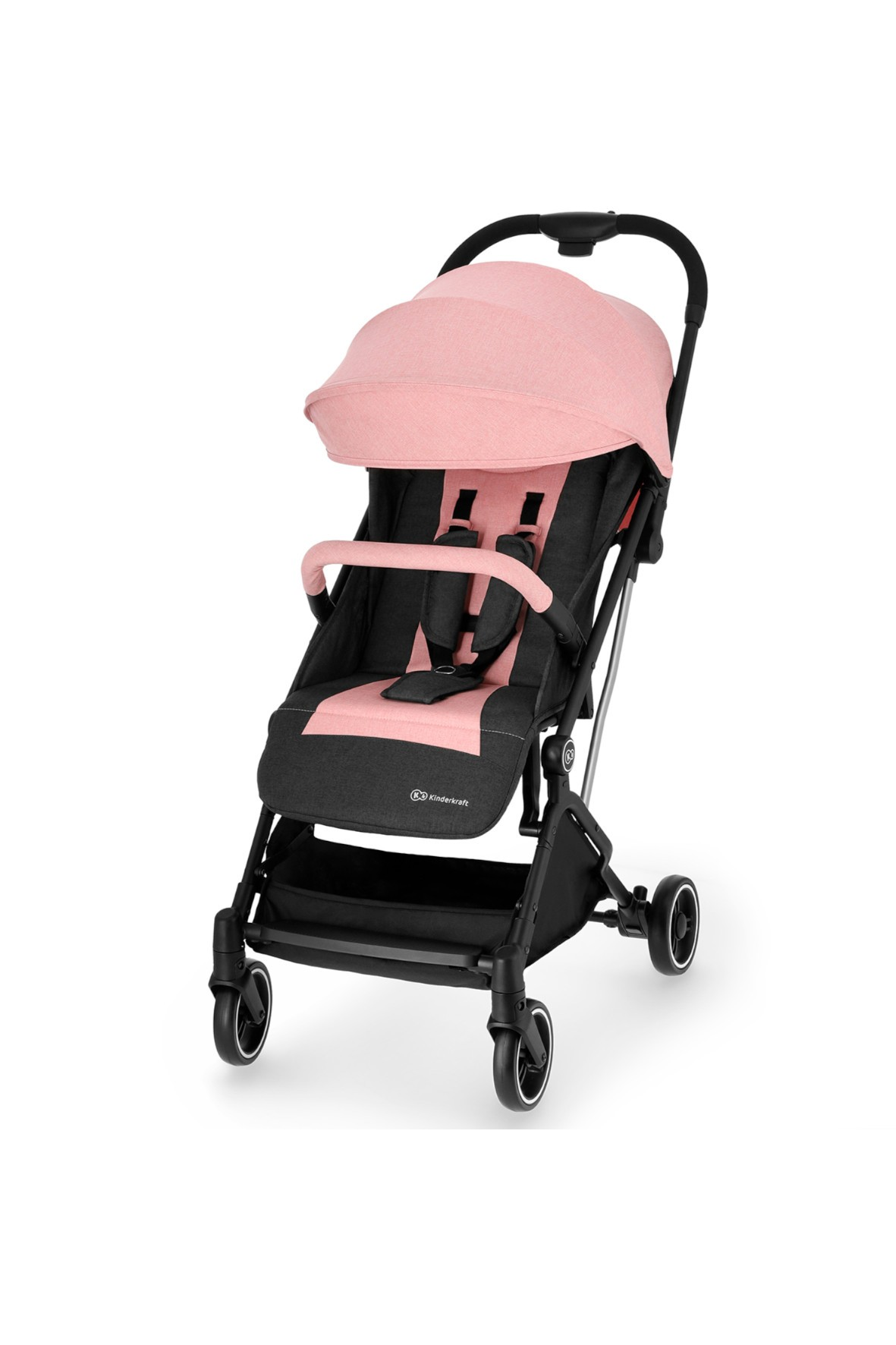Wózek spacerowy Indy Kinderkraft  różowy