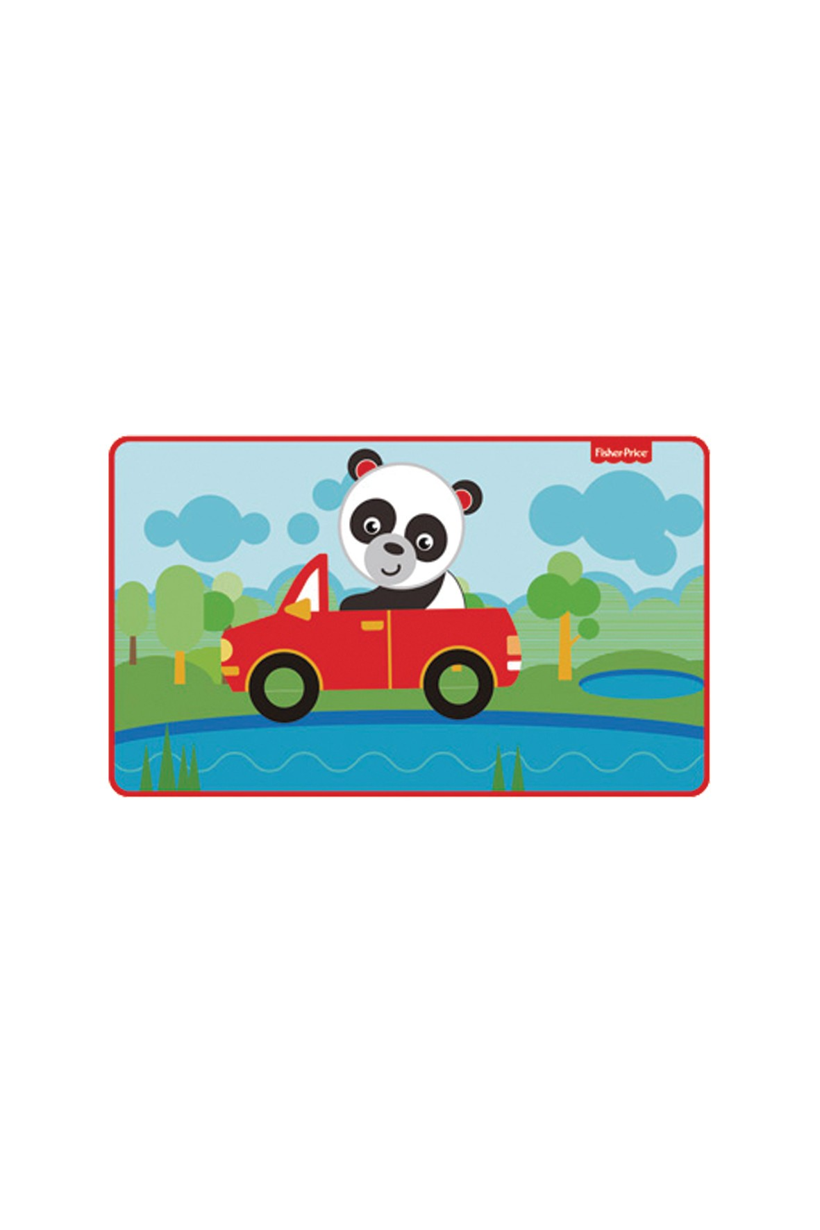 Dywanik Fisher Price panda