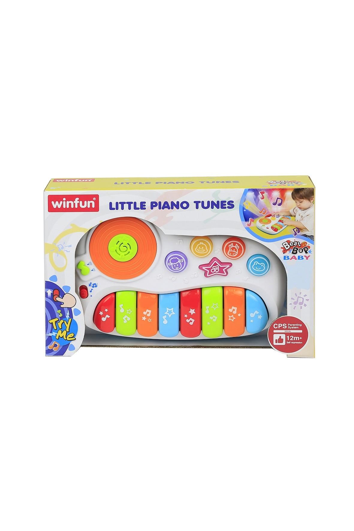 Zabawka edukacyjna muzyczna Smily Play - Pianinko wiek 12msc+