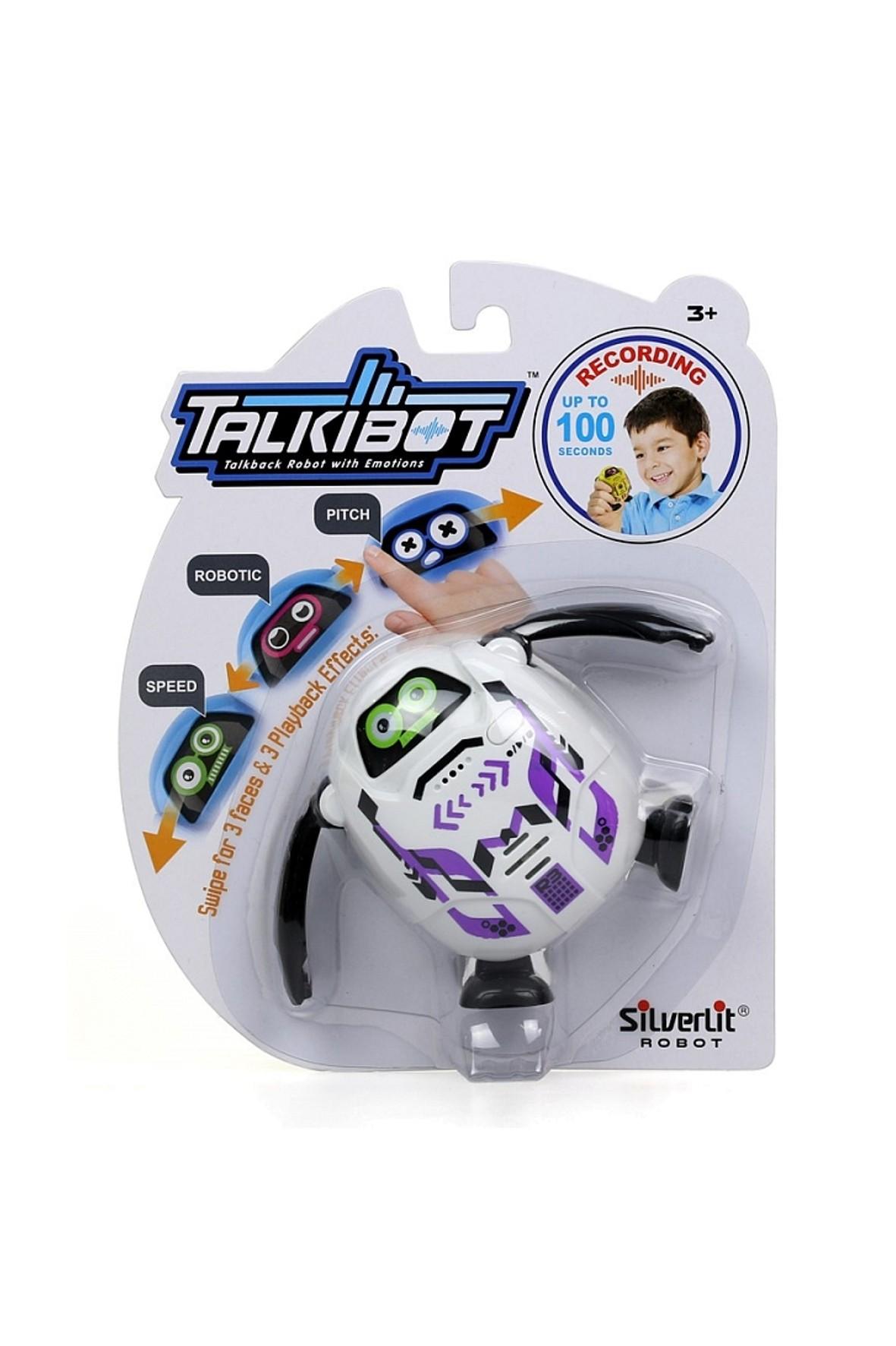 Robot TalkiBot Biały