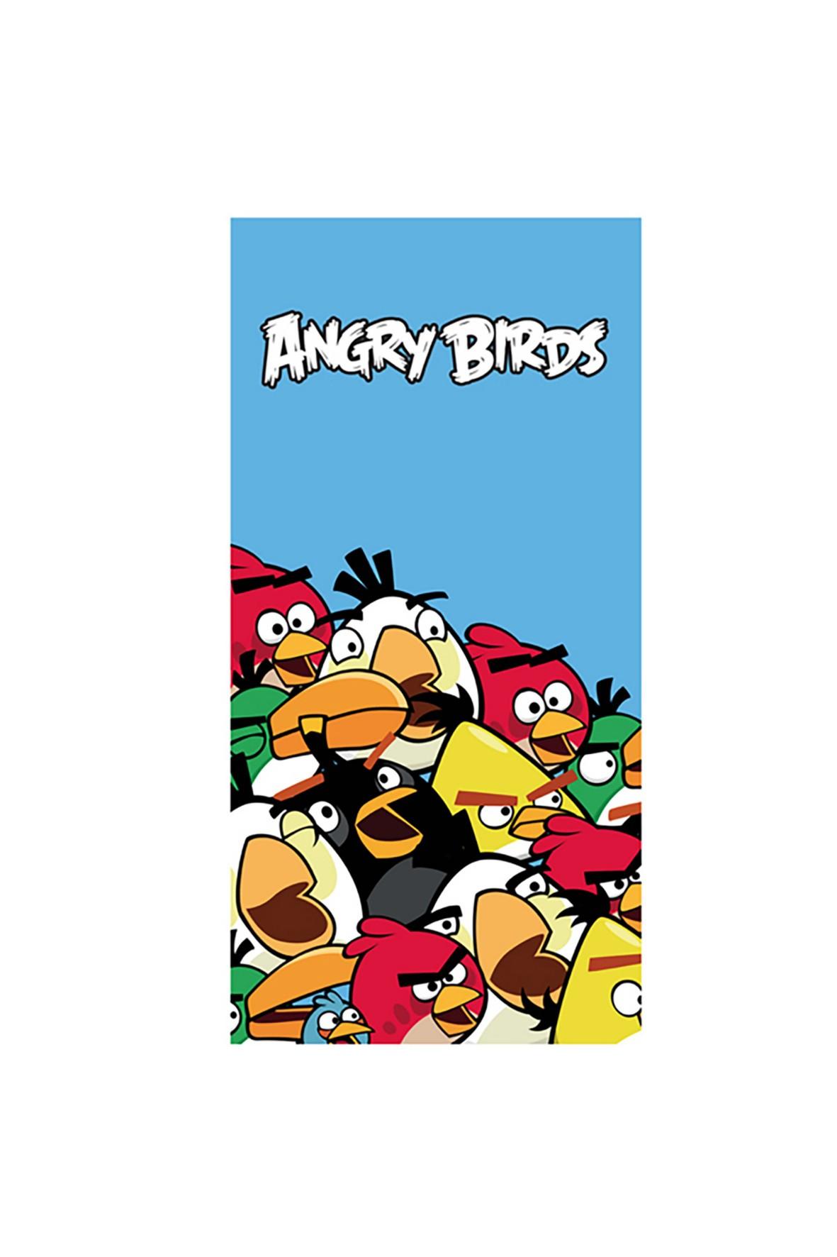 Ręcznik Angry Birds 75x150 cm
