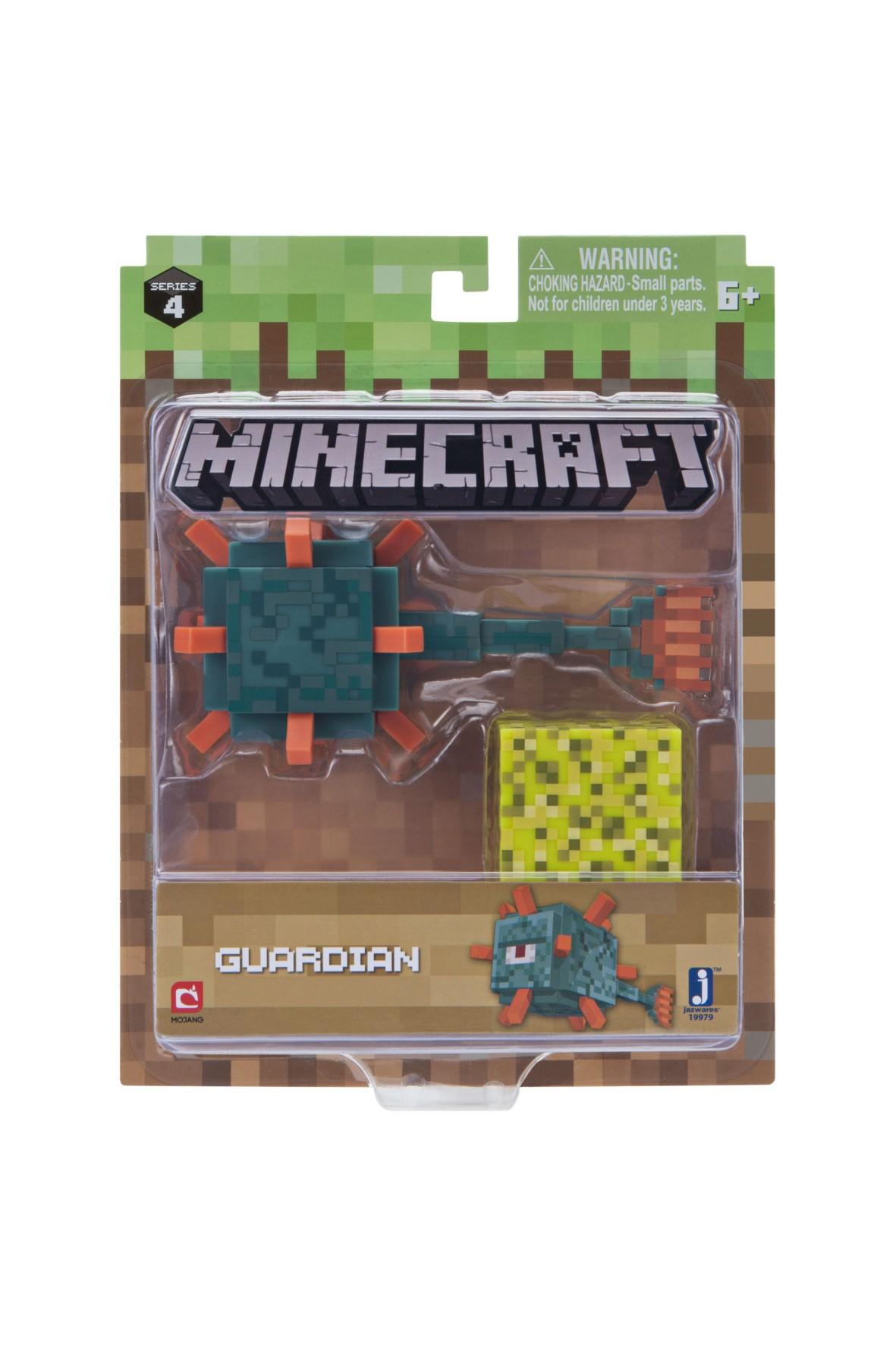 Minecraft figurka Guardian
