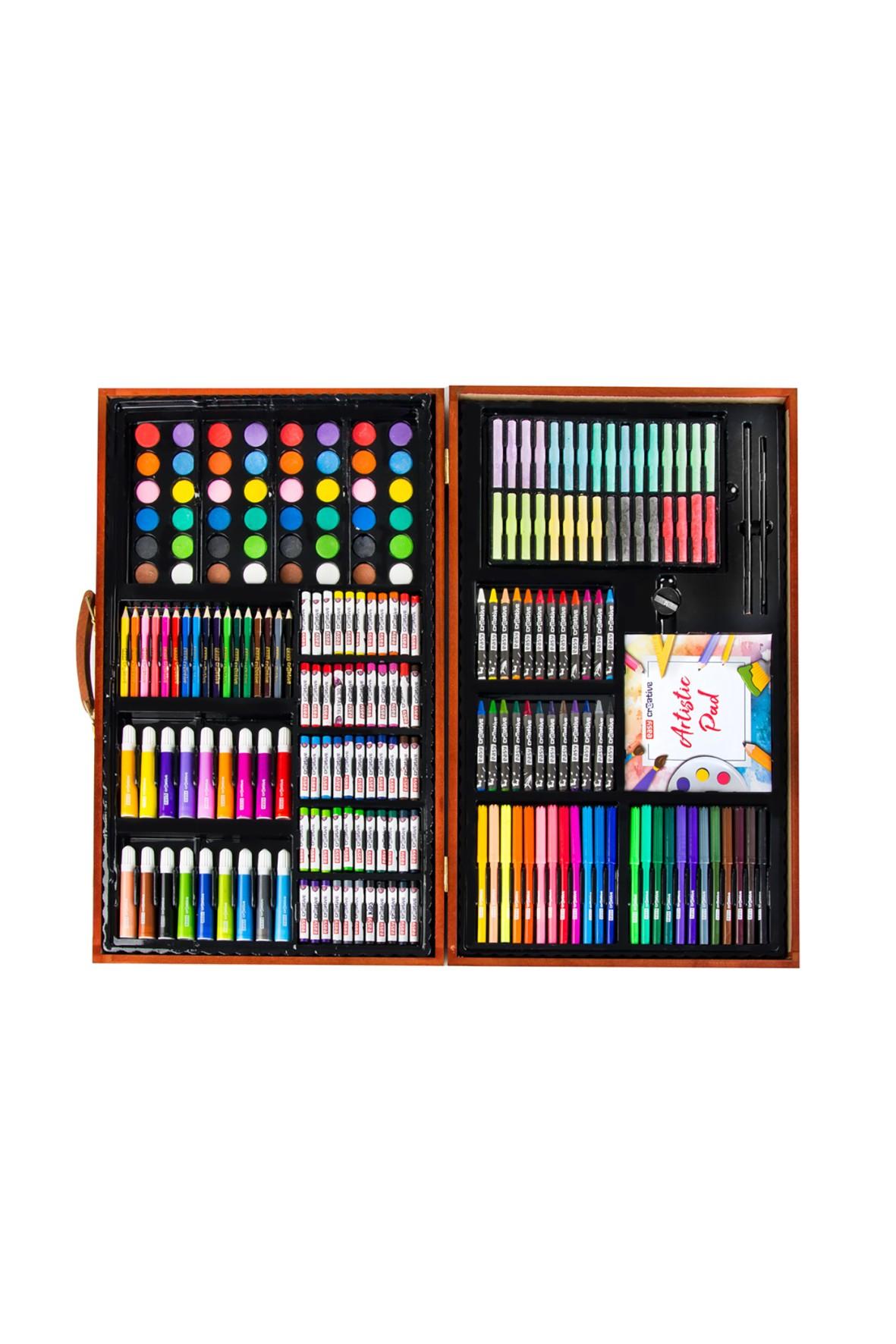 Zestaw artystyczny dla dzieci ART SET-226 elementów