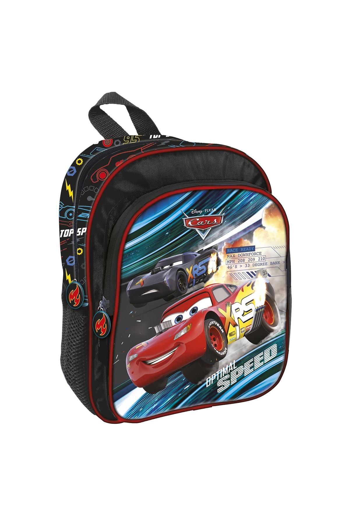 Mały plecak dla chłopca Cars