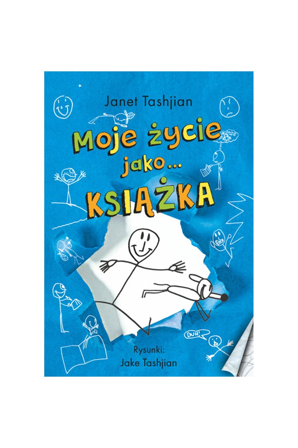 """Książka """"""""Moje życie jako…(#1) Książka"""""""
