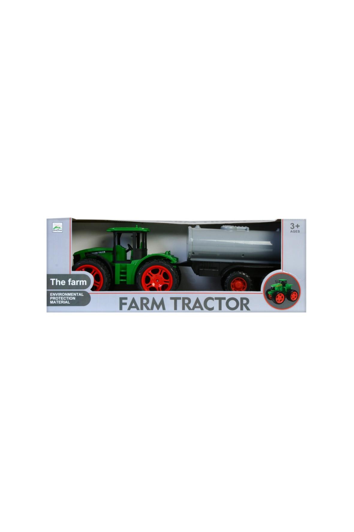Traktor+ akcesoria