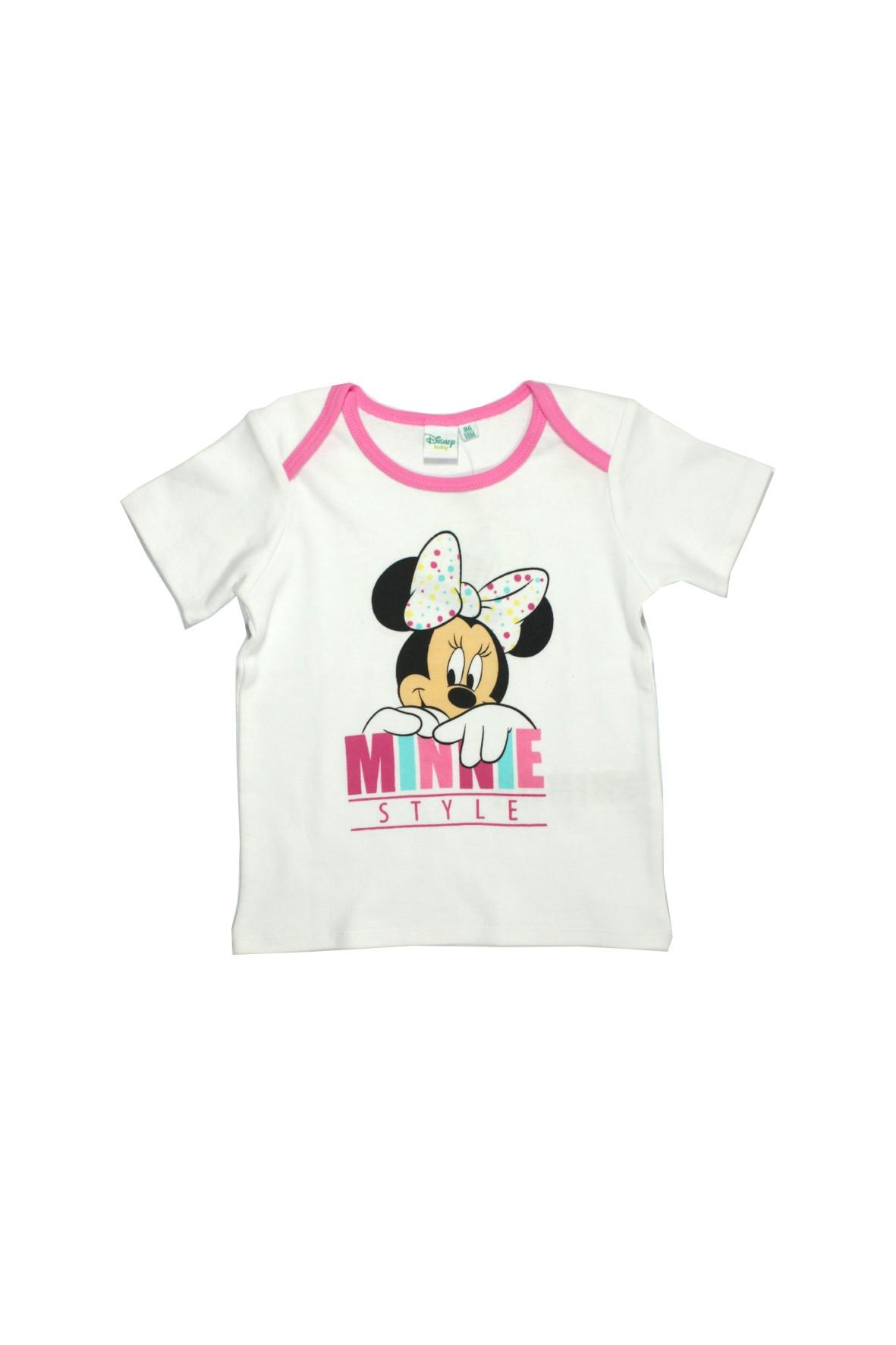 T-shirt niemowlęcy 100% bawełna