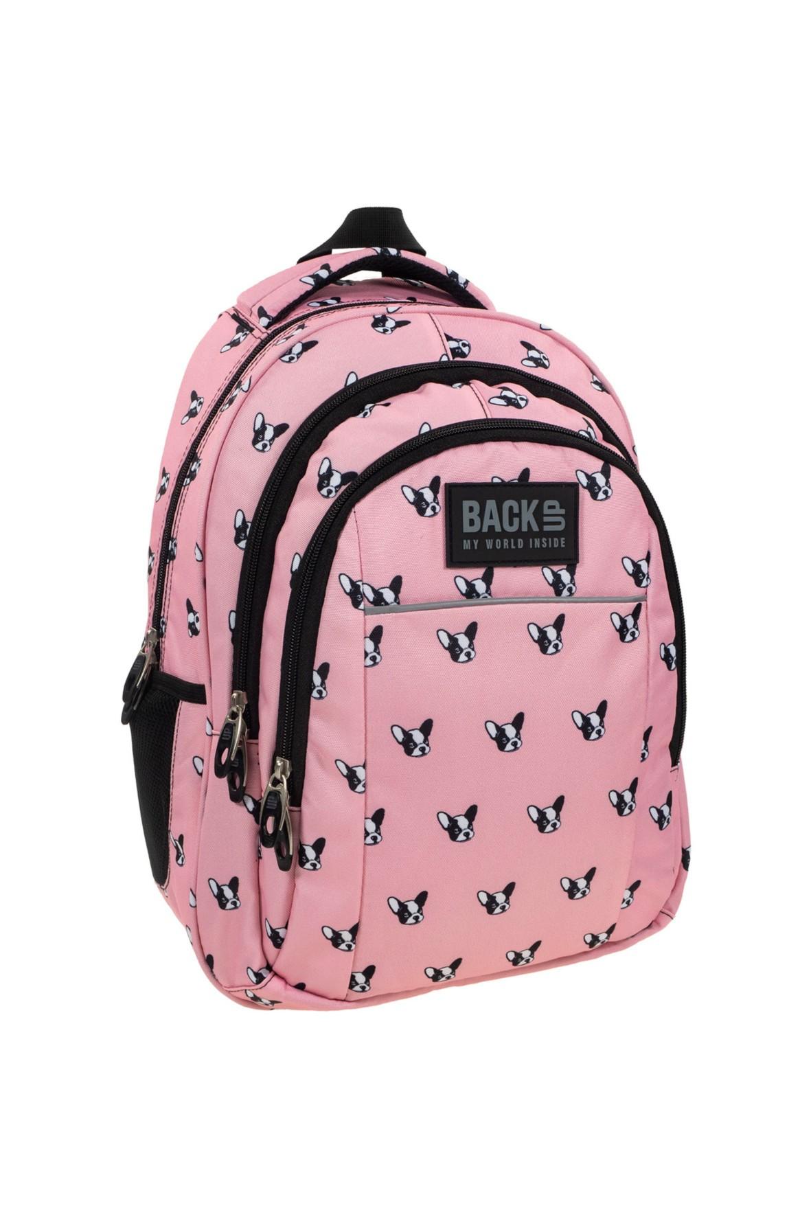 0bd8333dce2e7 Plecak dziewczęcy do szkoły 4Y35A7