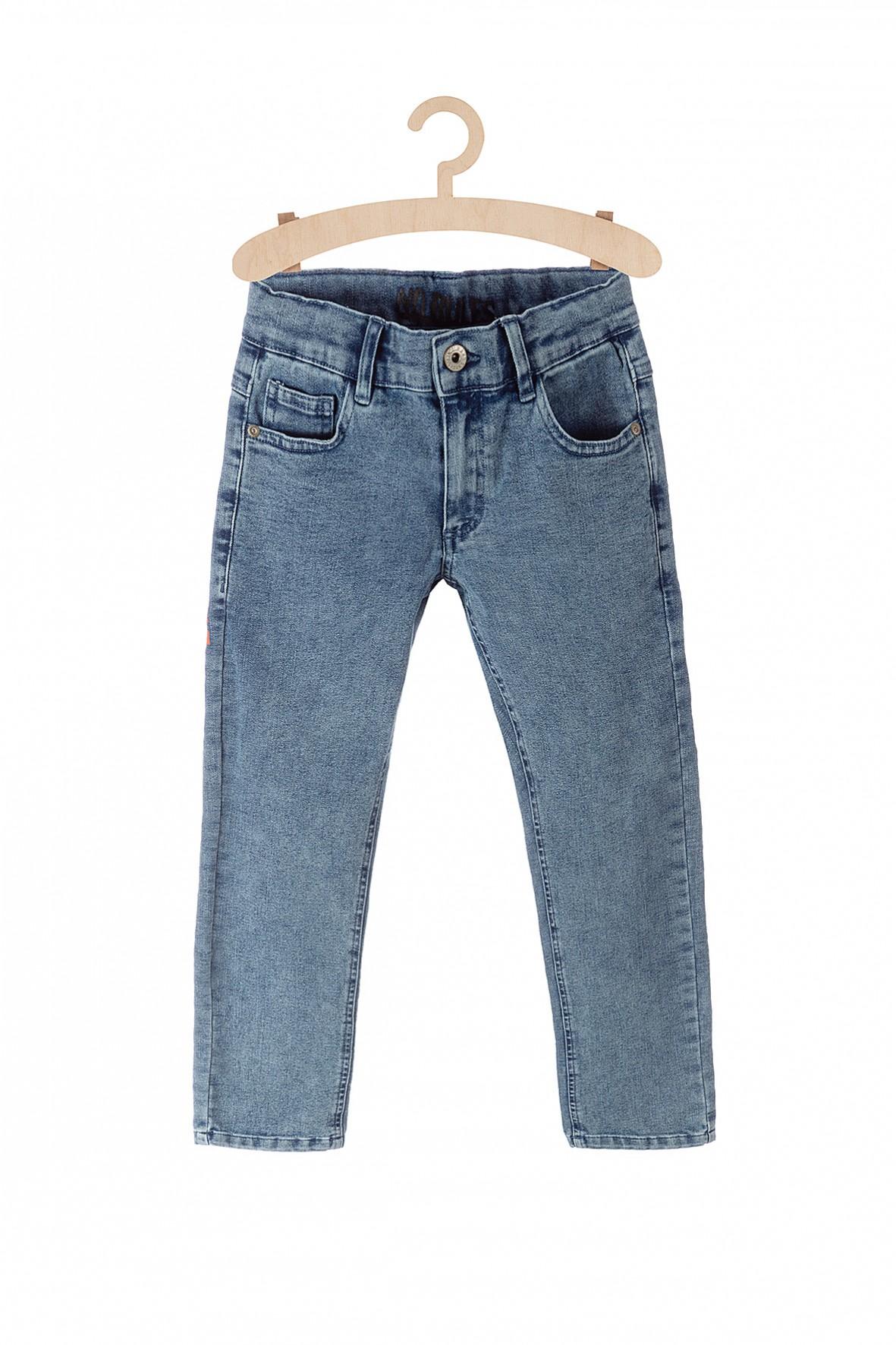 Spodnie jeansowe dla chłopca