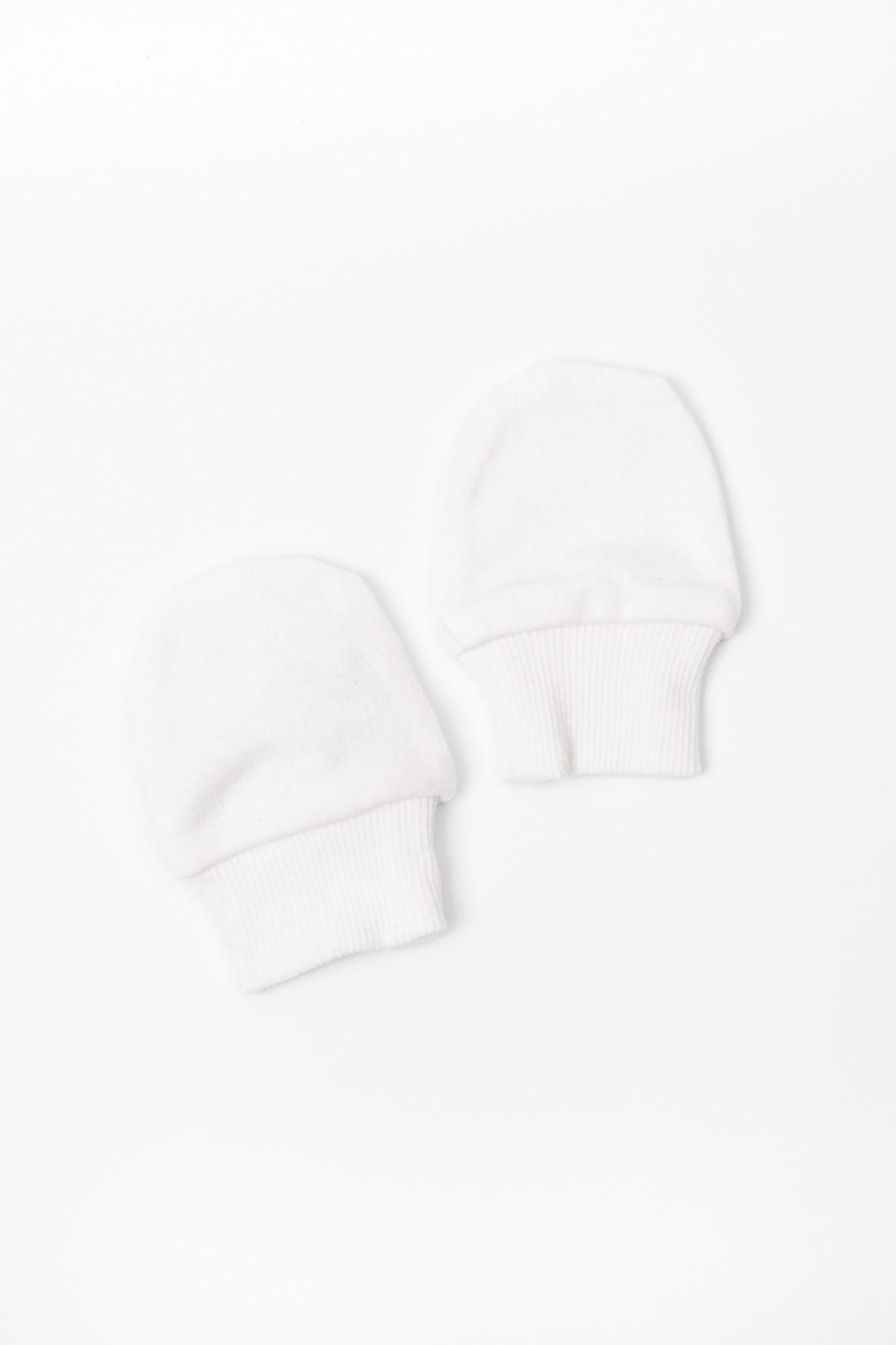 Niedrapki białe- wyprawka dla noworodka