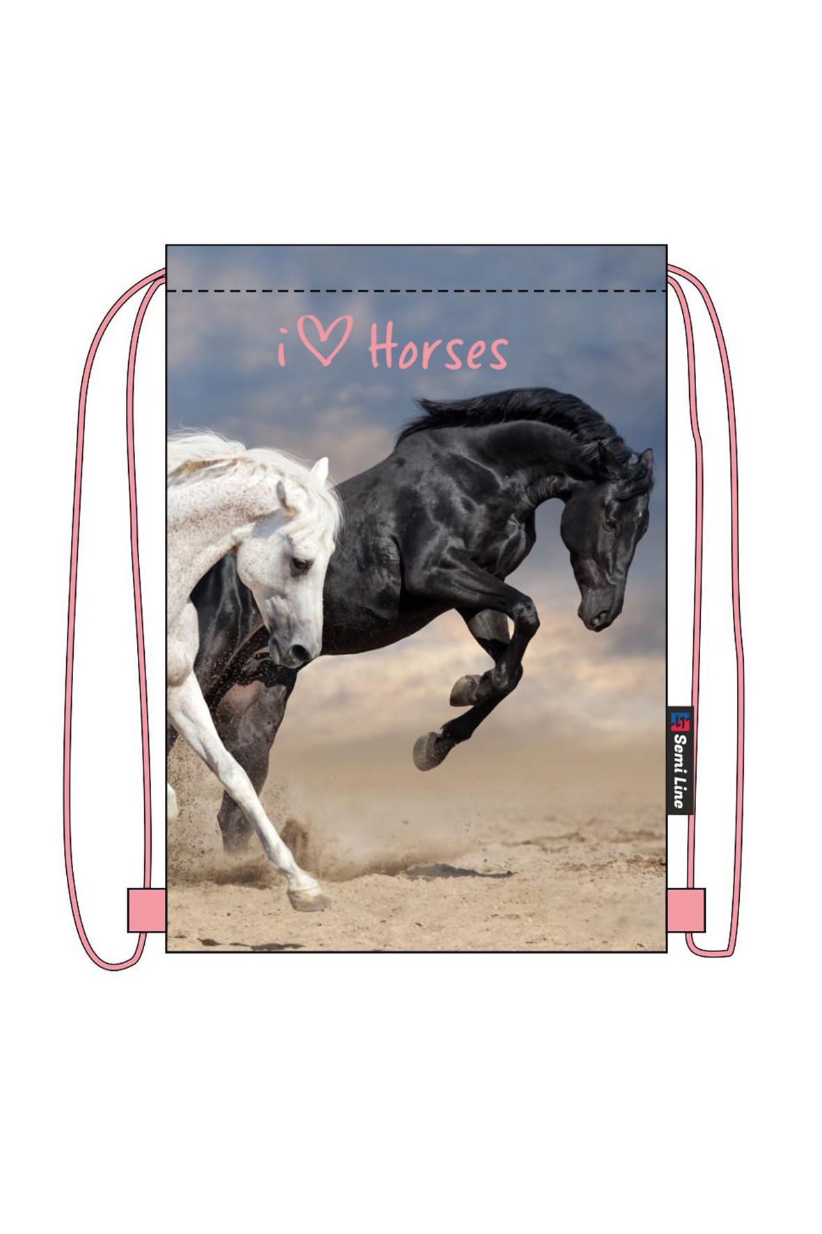 Worek na obuwie w konie