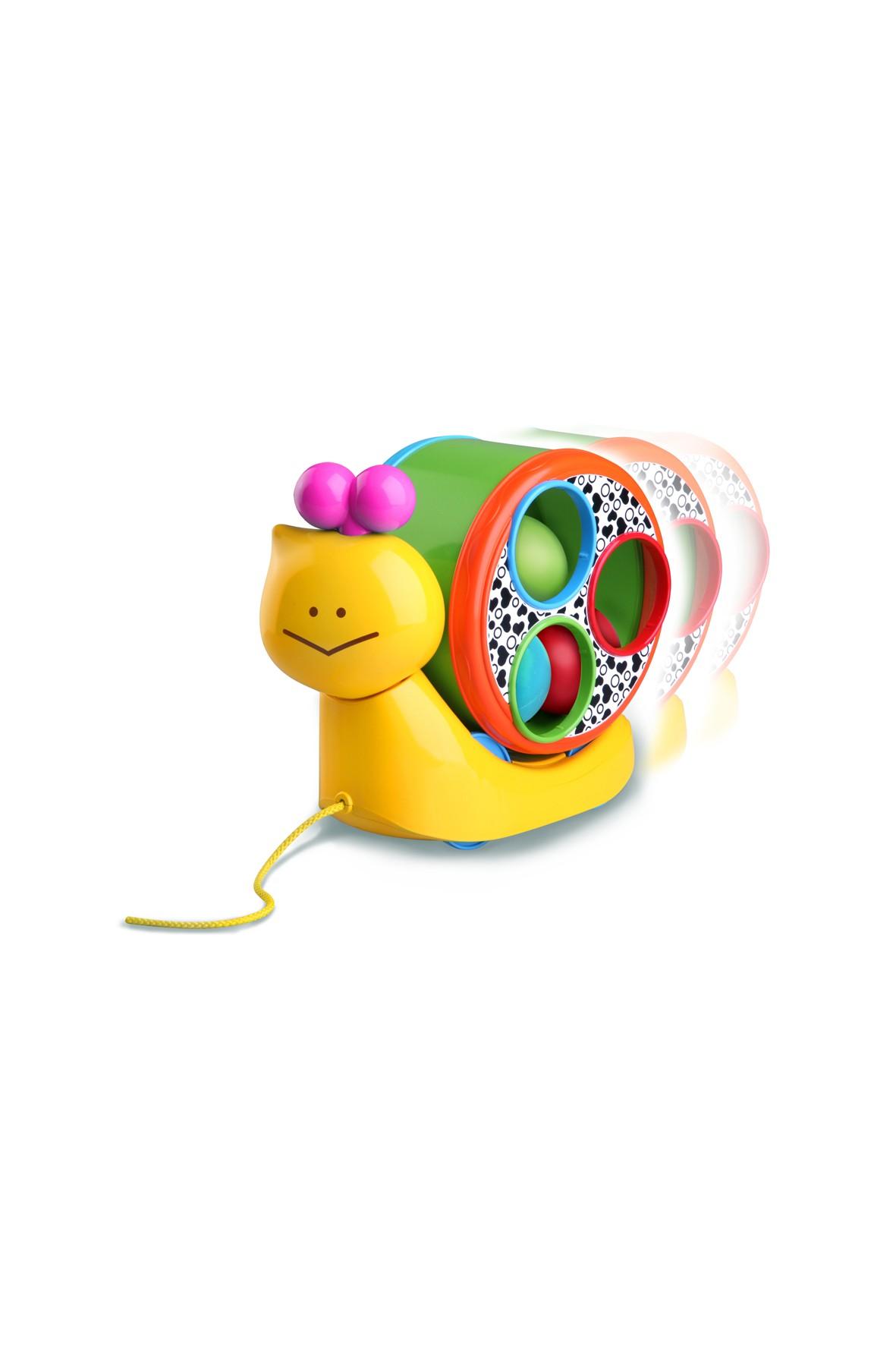 Sorter - ślimak na sznurku