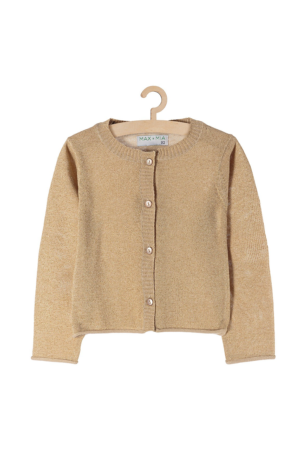 Sweter dziewczęcy na specjalne okazje