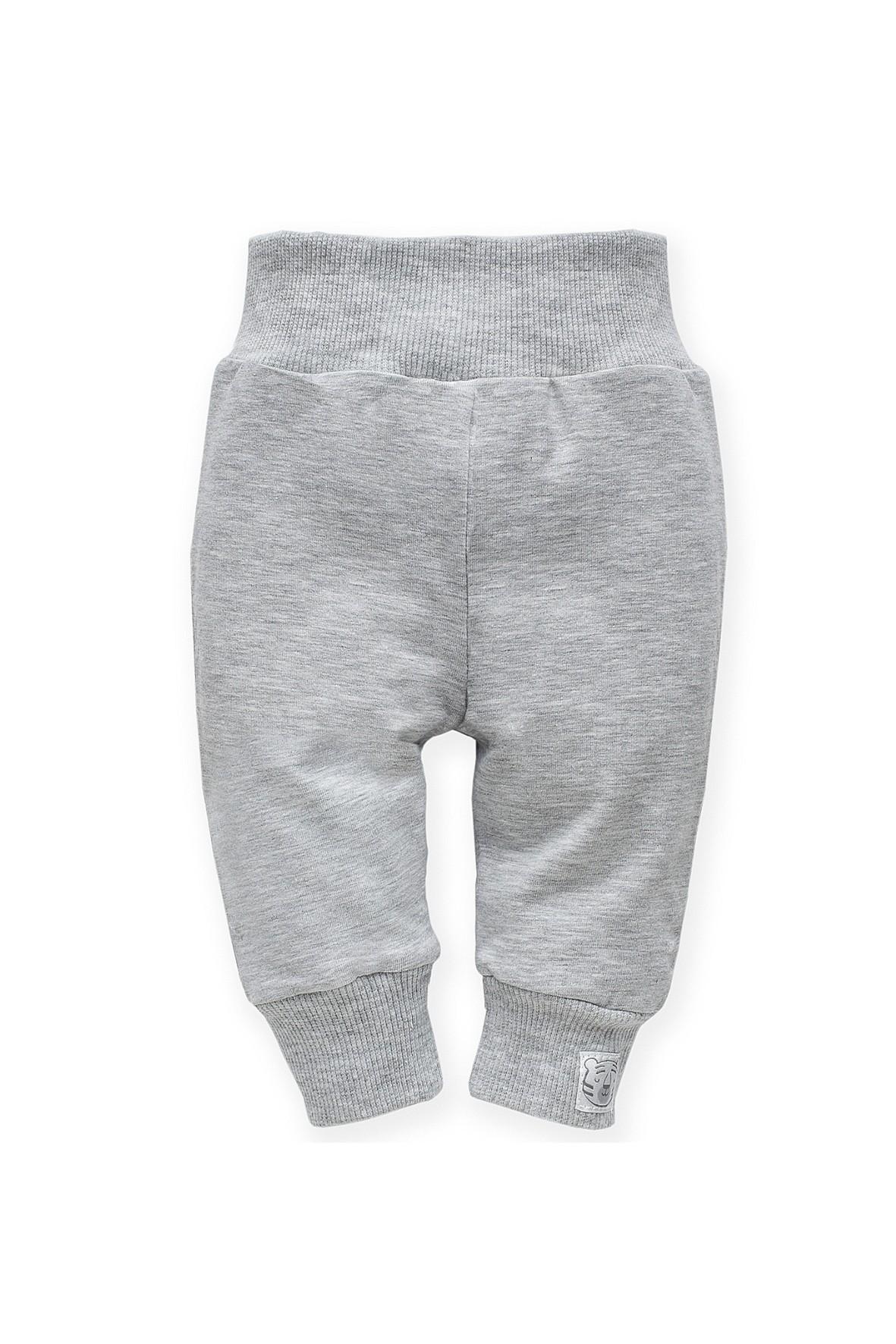 Spodnie dresowe szare Wild Animals