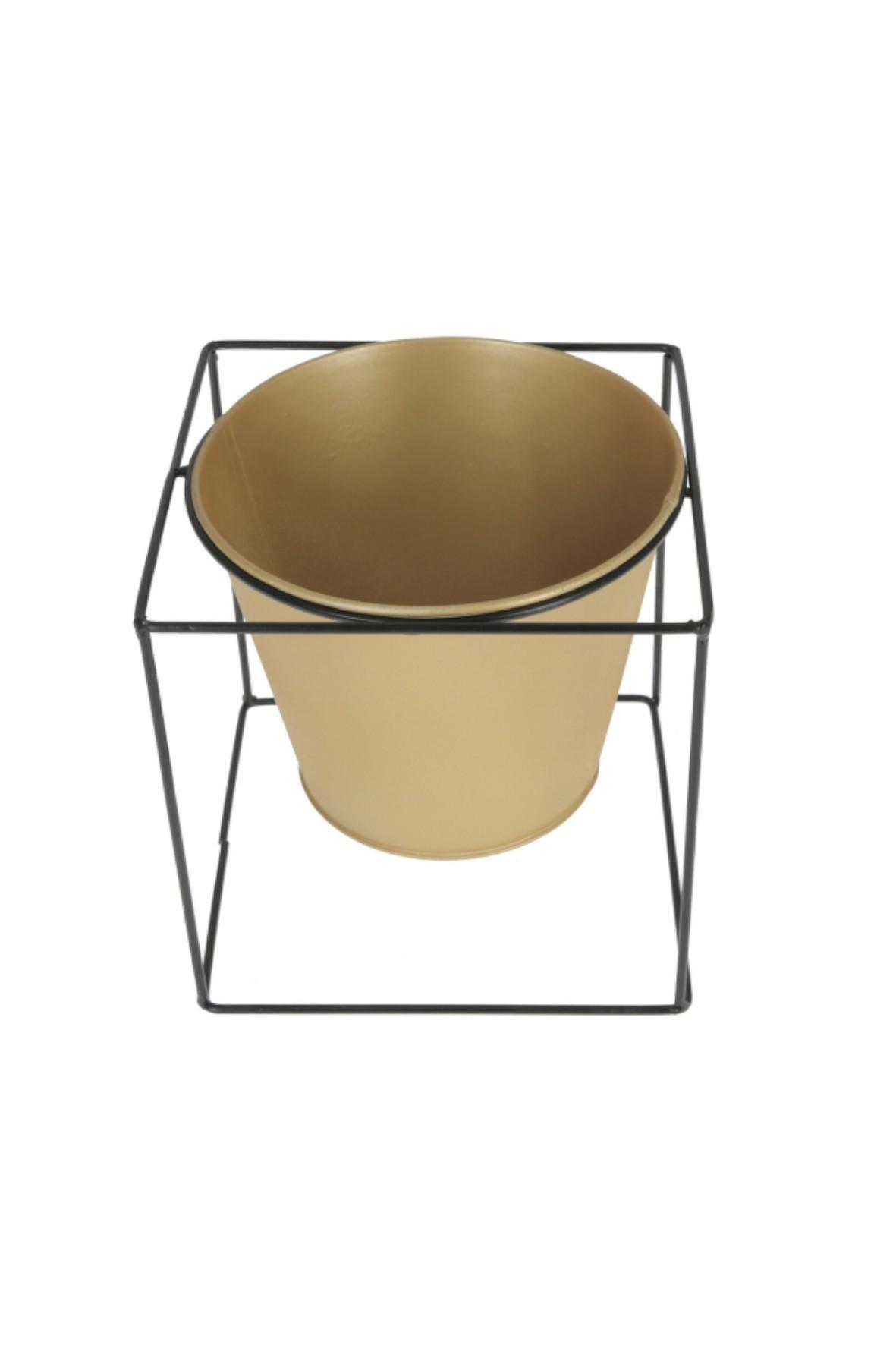 SWEN GOLD Osłonka na stojaku 16x16cm