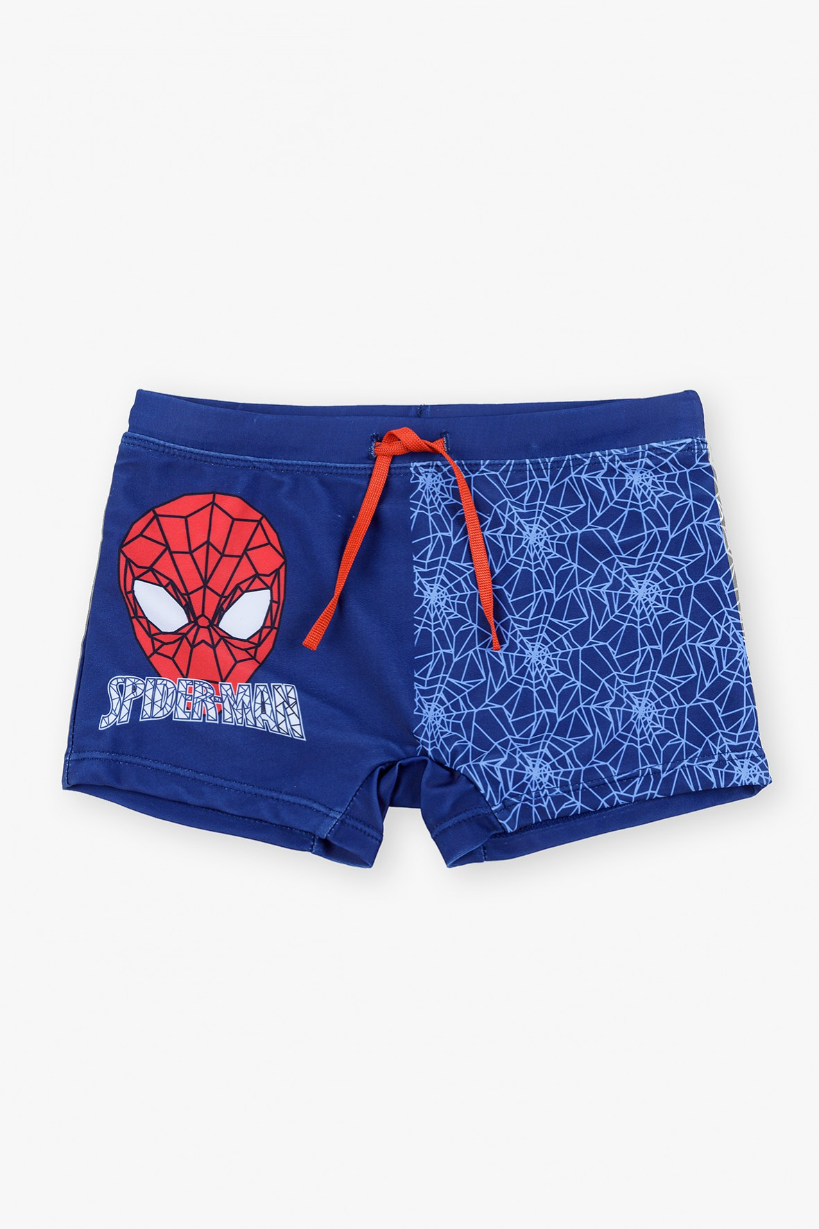 Kąpielówki dla chłopca Spiderman