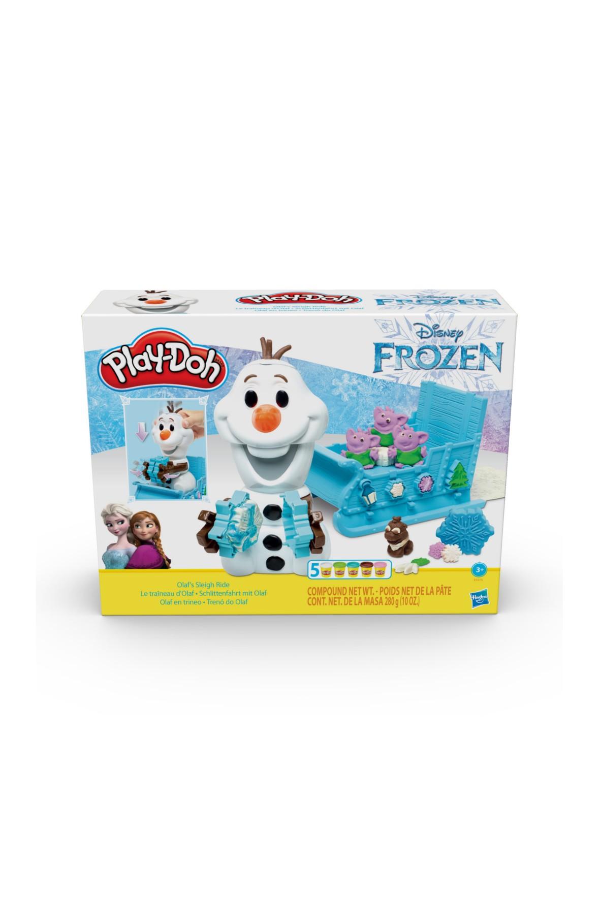 Ciastolina Play-Doh Olaf Frozen II 3+