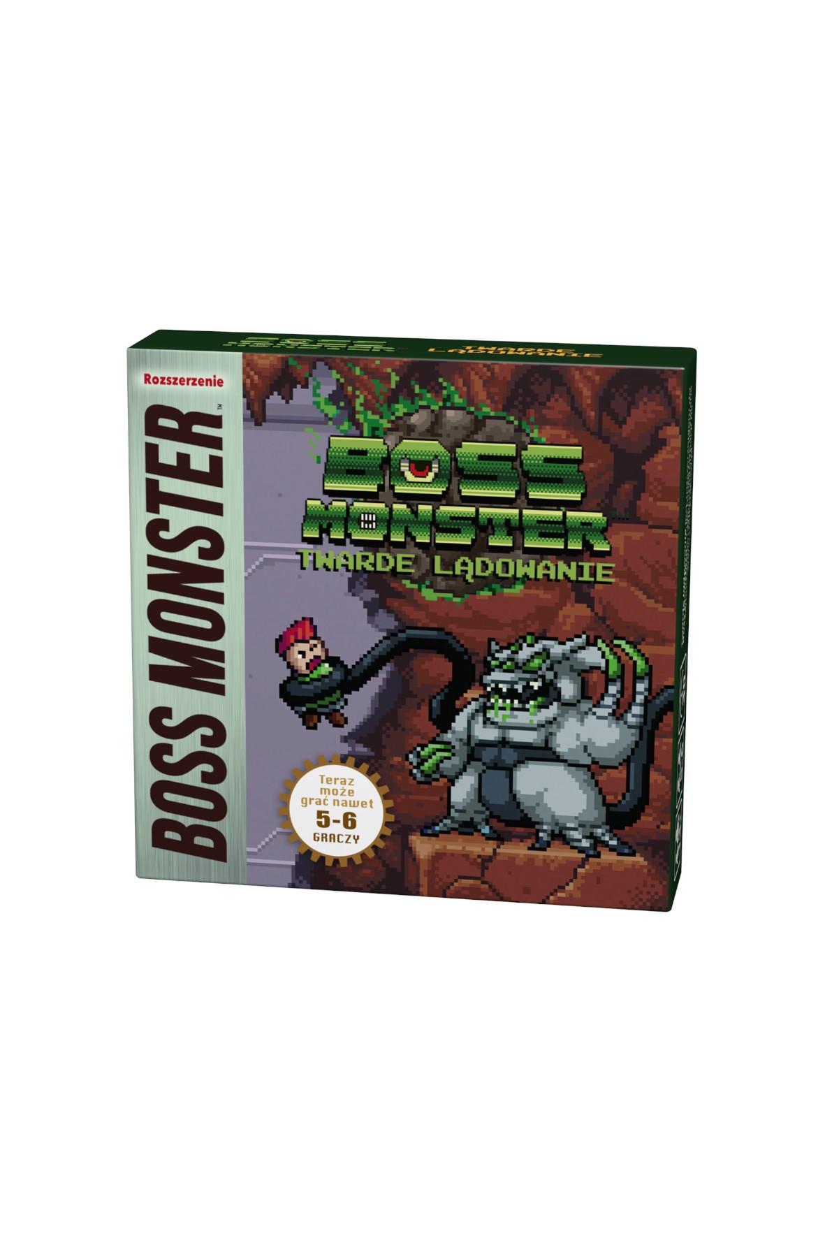 Gra Boss Monster Twarde Lądowanie