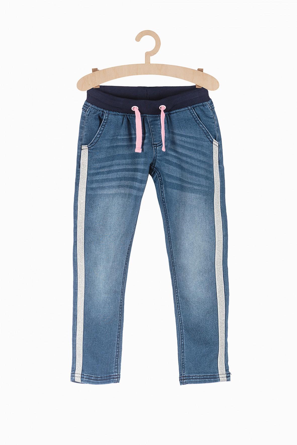 Spodnie dziewczęce- joggery