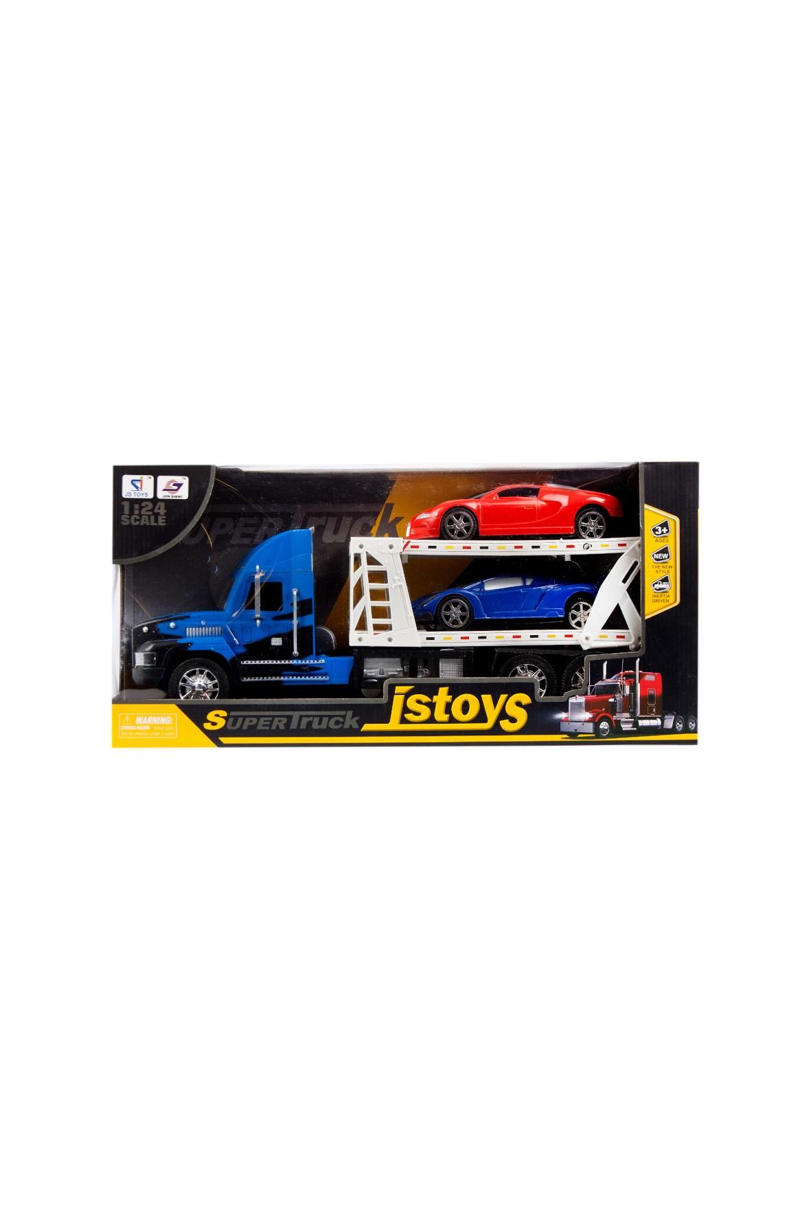 Auto ciężarowe + akcesoria Laweta