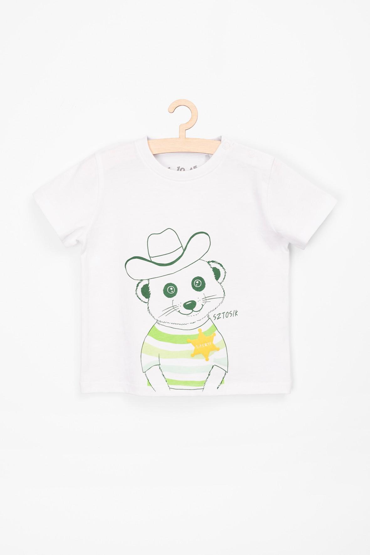 T-shirt dla niemowlaka