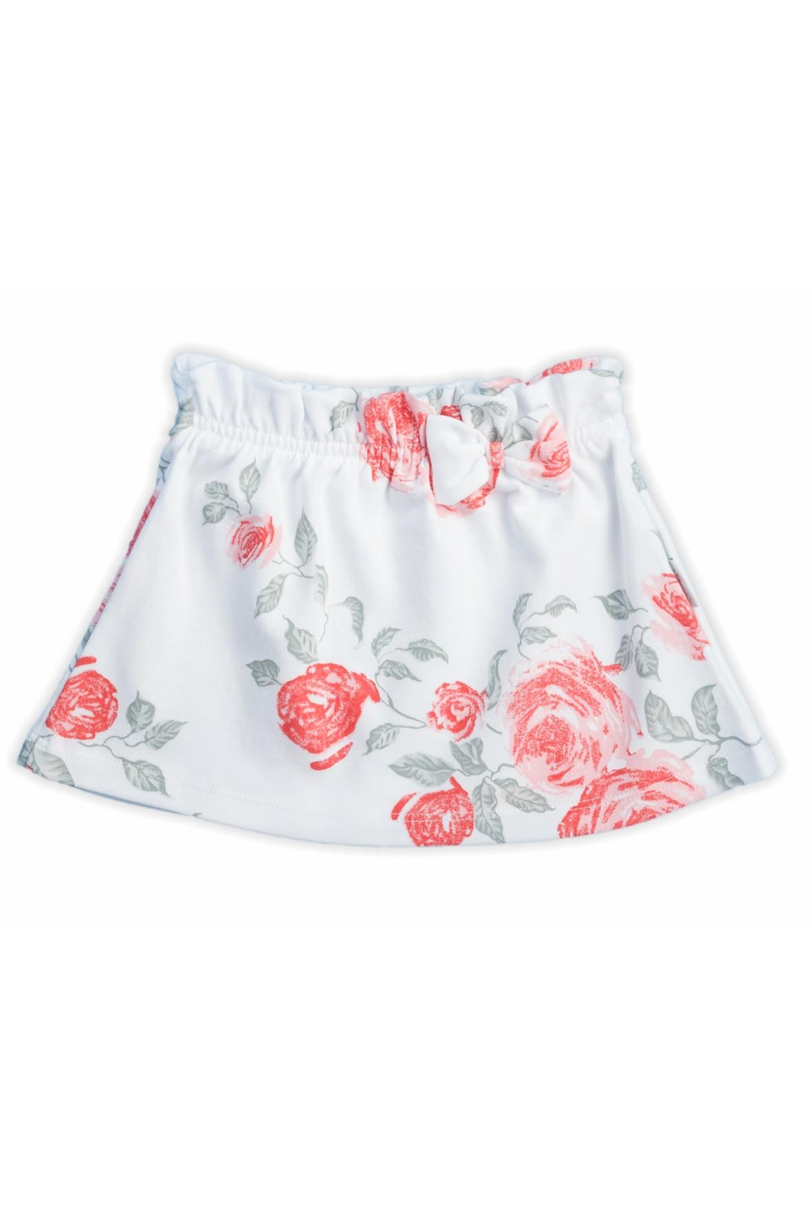 Bawełniana spódniczka z kolekcji Róża