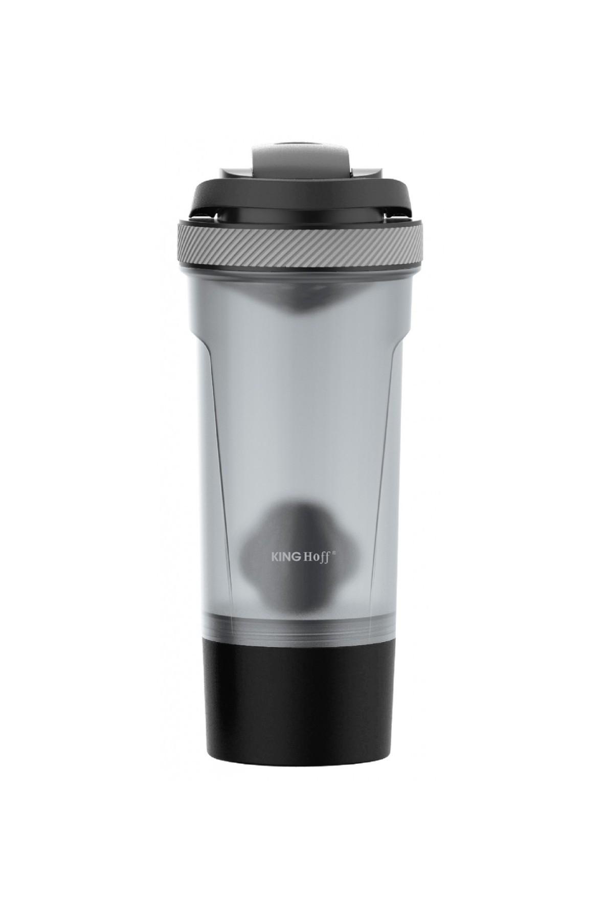 KINGHOFFBidon shaker do koktajli odżywek 720ml