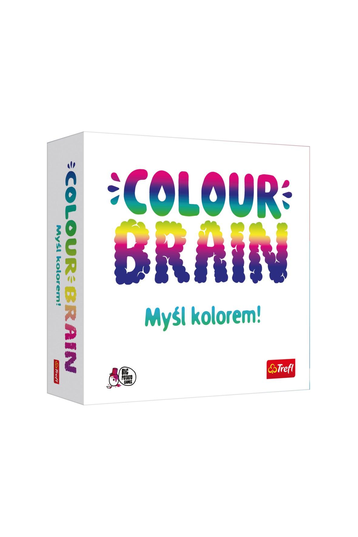 Gra Colour Brain. Myśl Kolorem!