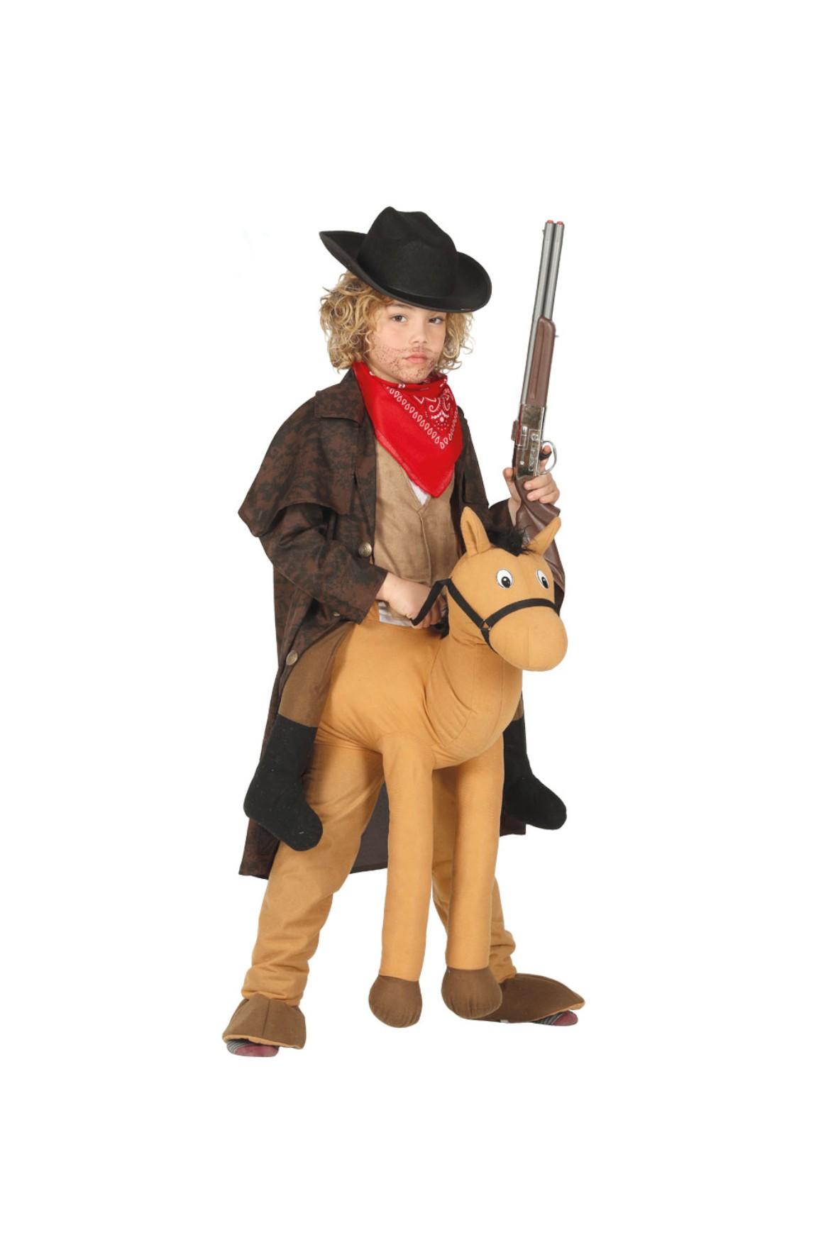 Strój Karnawałowy Kowboj