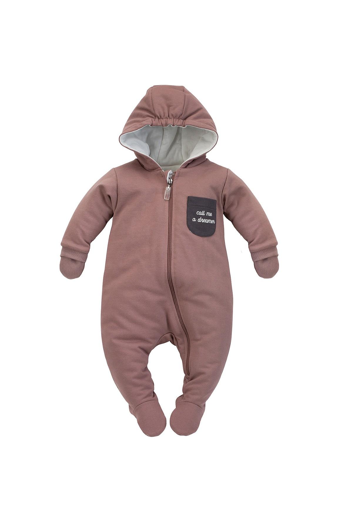 Bawełniany kombinezon niemowlęcy Dreamer
