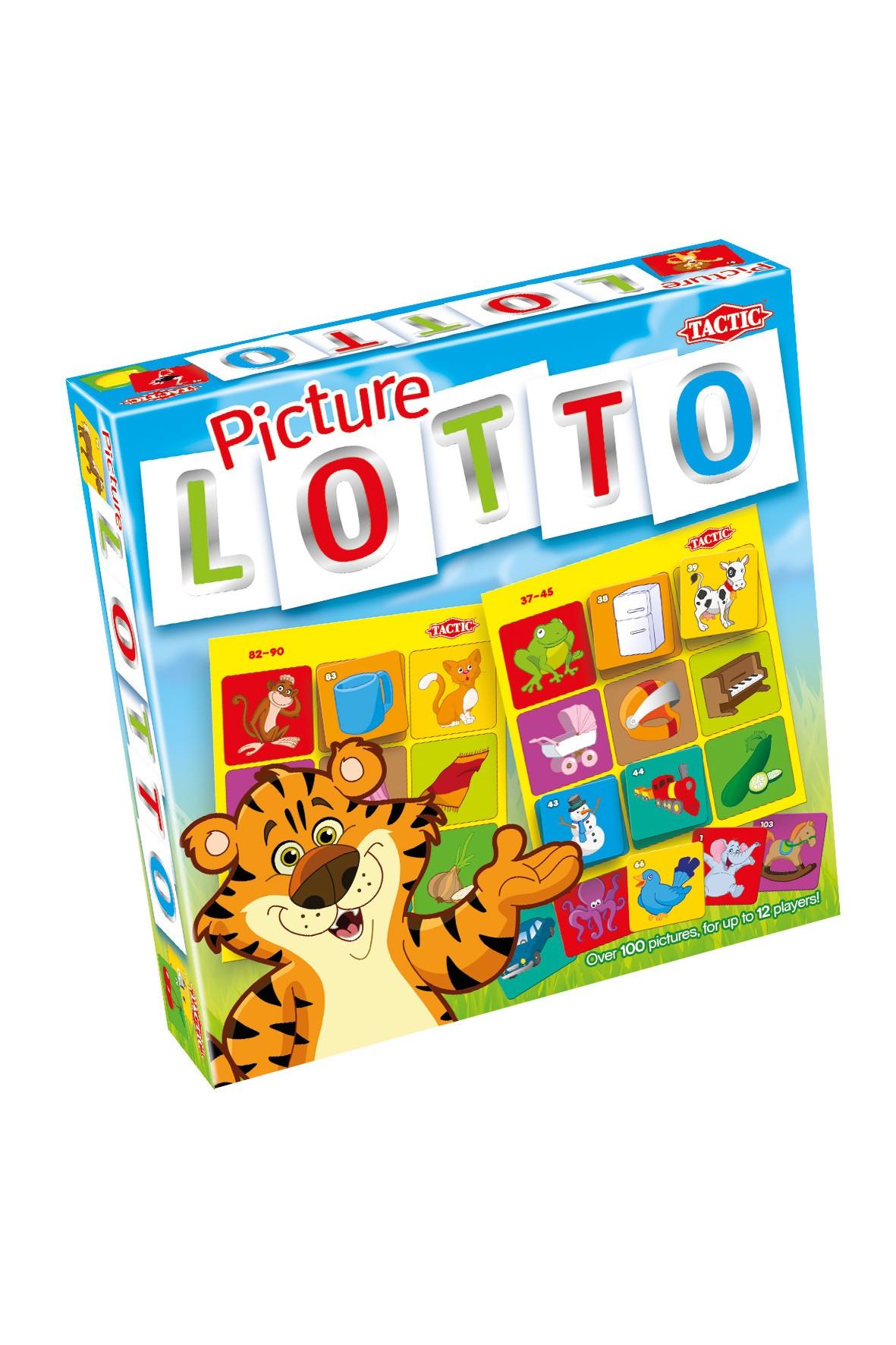 Gra Lotto Obrazkowe
