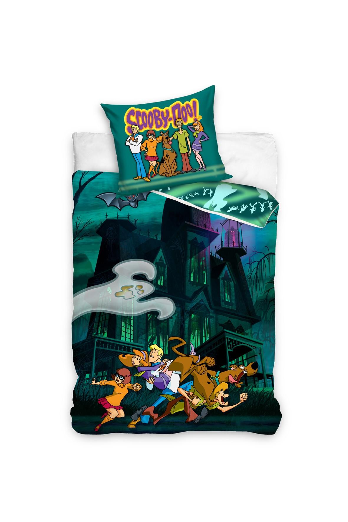 Pościel Scooby Doo 160x200 cm