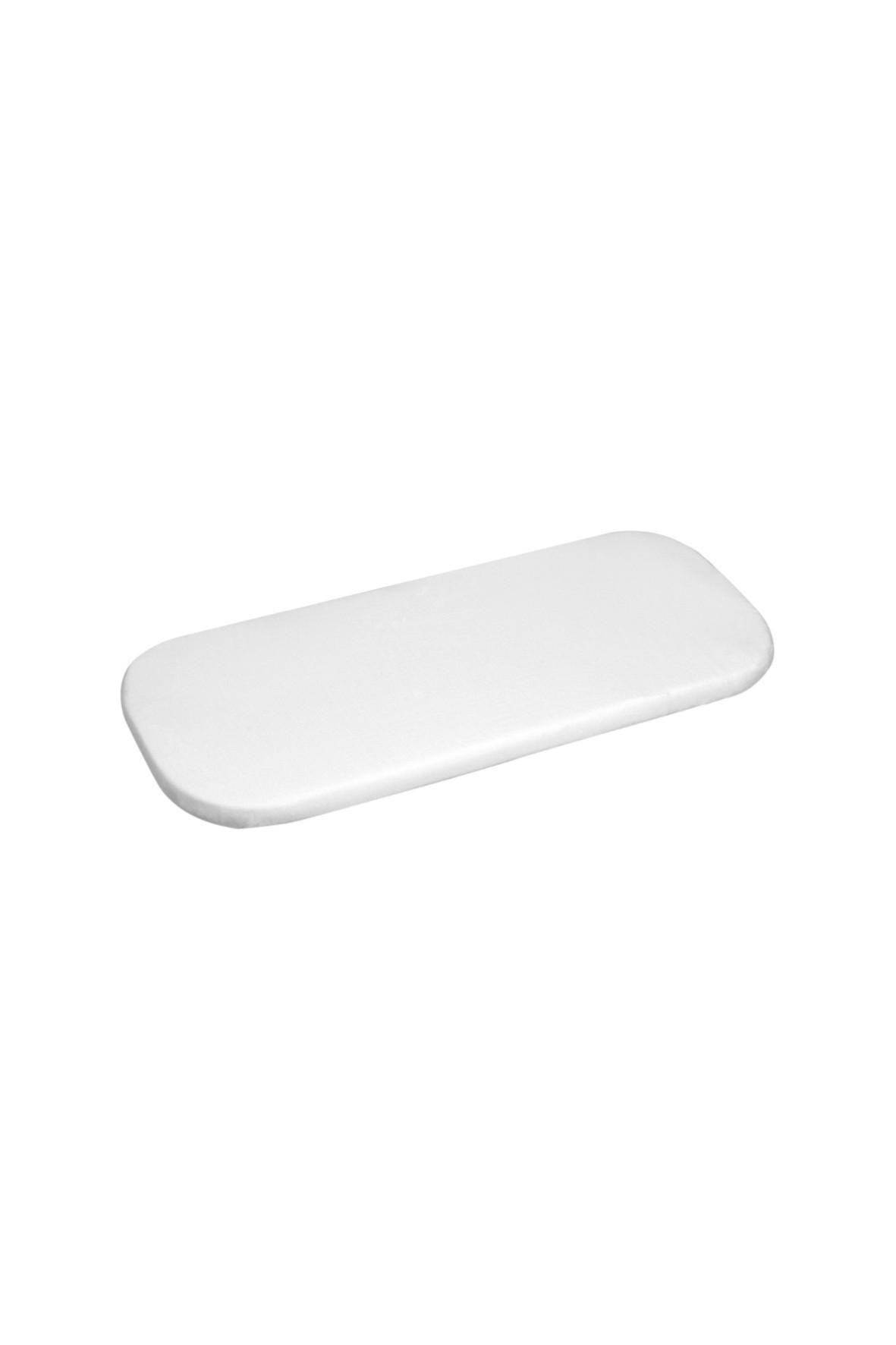 Prześcieradło nieprzemakalne białe 40/50x80/90 cm