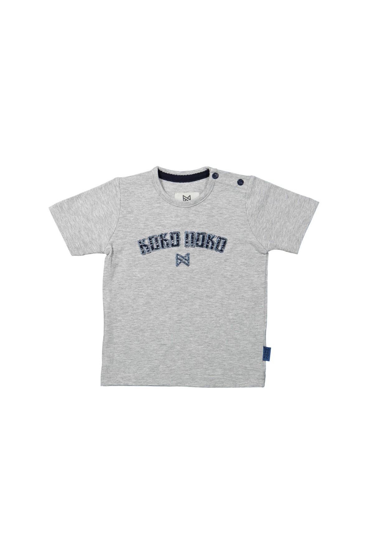 T-shirt niemowlęcy dla chłopca