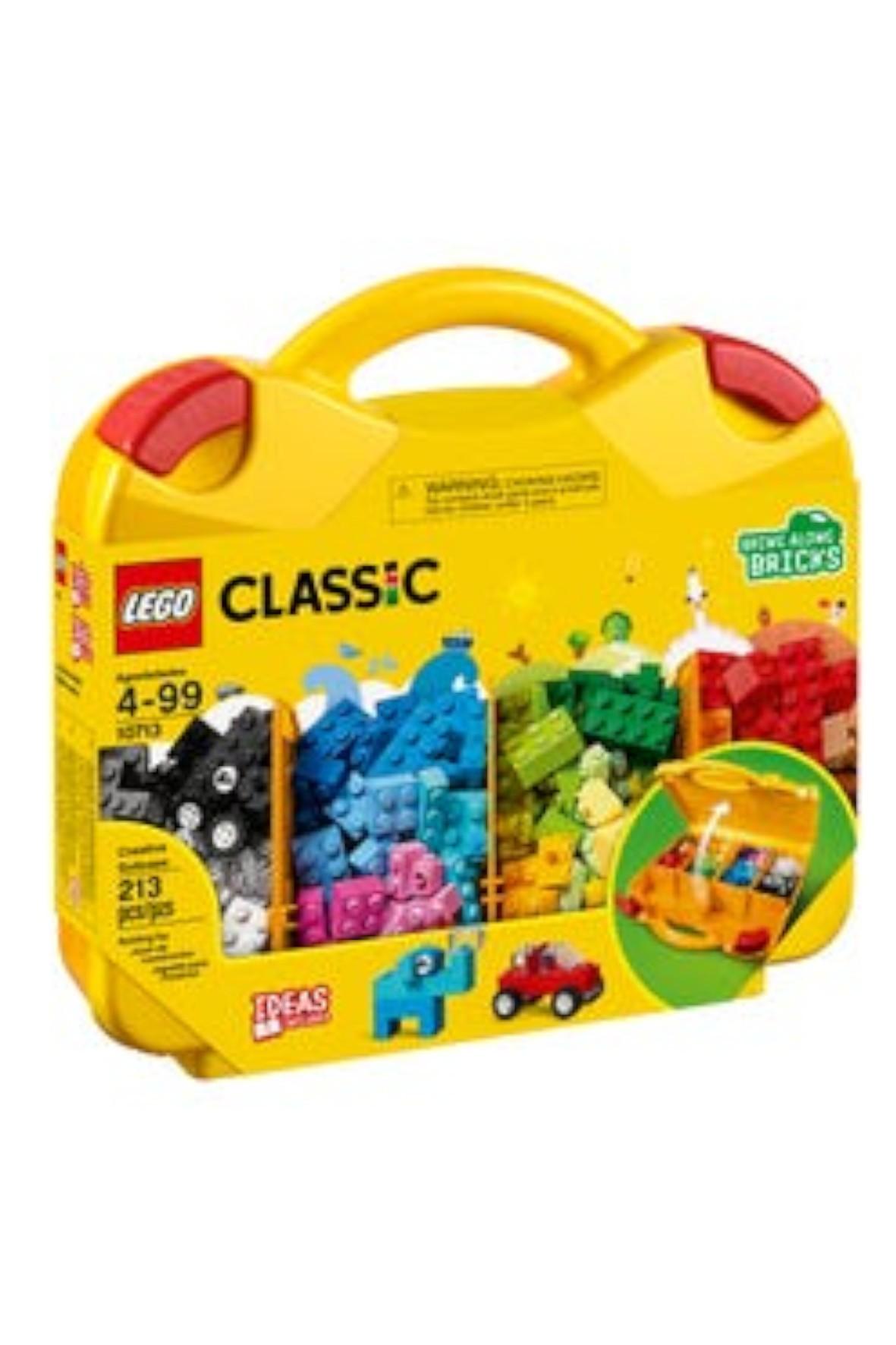 Lego Classic - Kreatywna walizka 1- 213 elementów