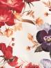 Koszula damska w kwiaty - długi rękaw