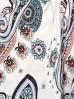Bluzka damska z delikatnym dekoltem w literę V