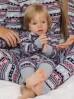 Świąteczny pajac dla niemowlaka