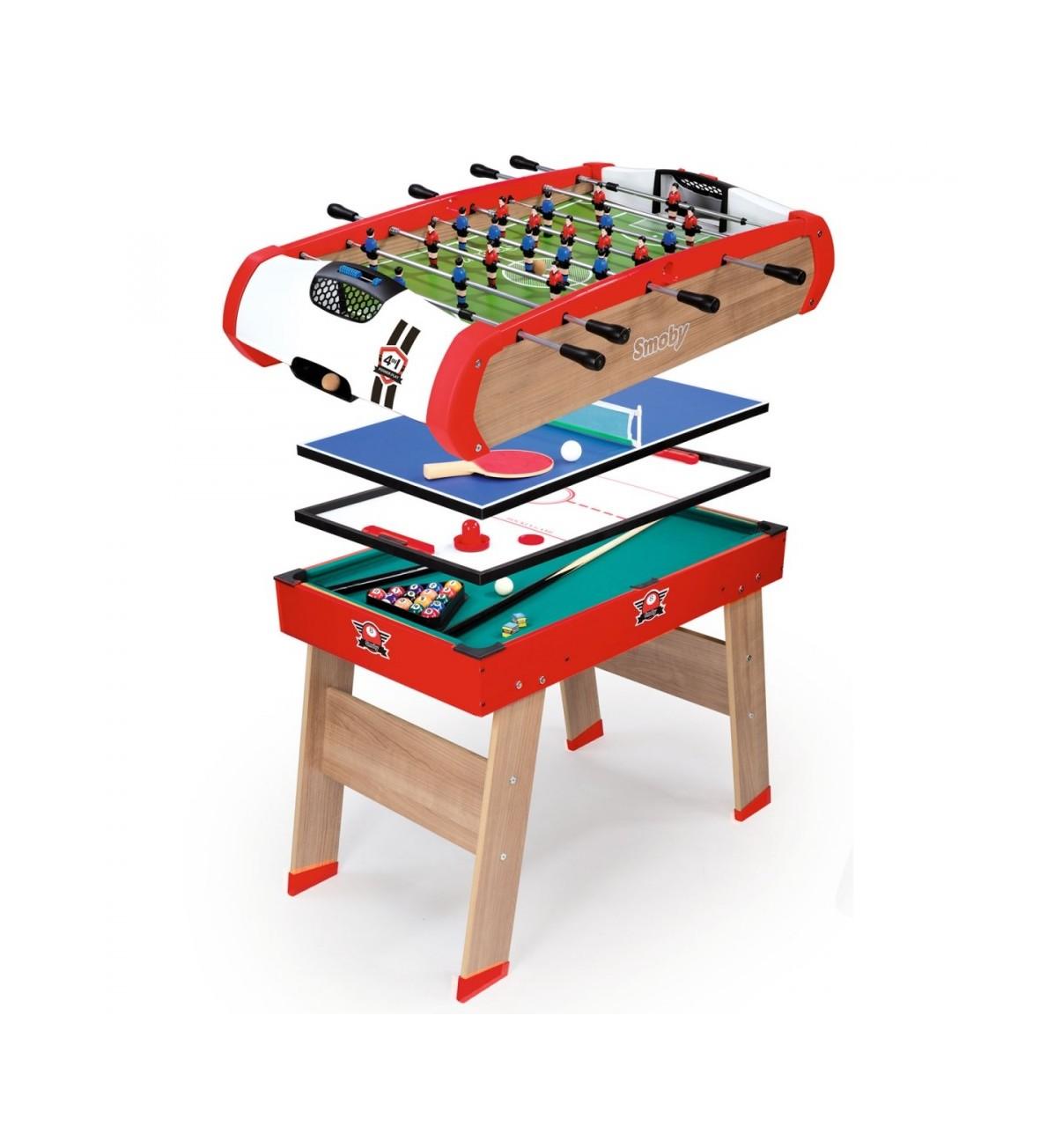 Stół do gry 4w1