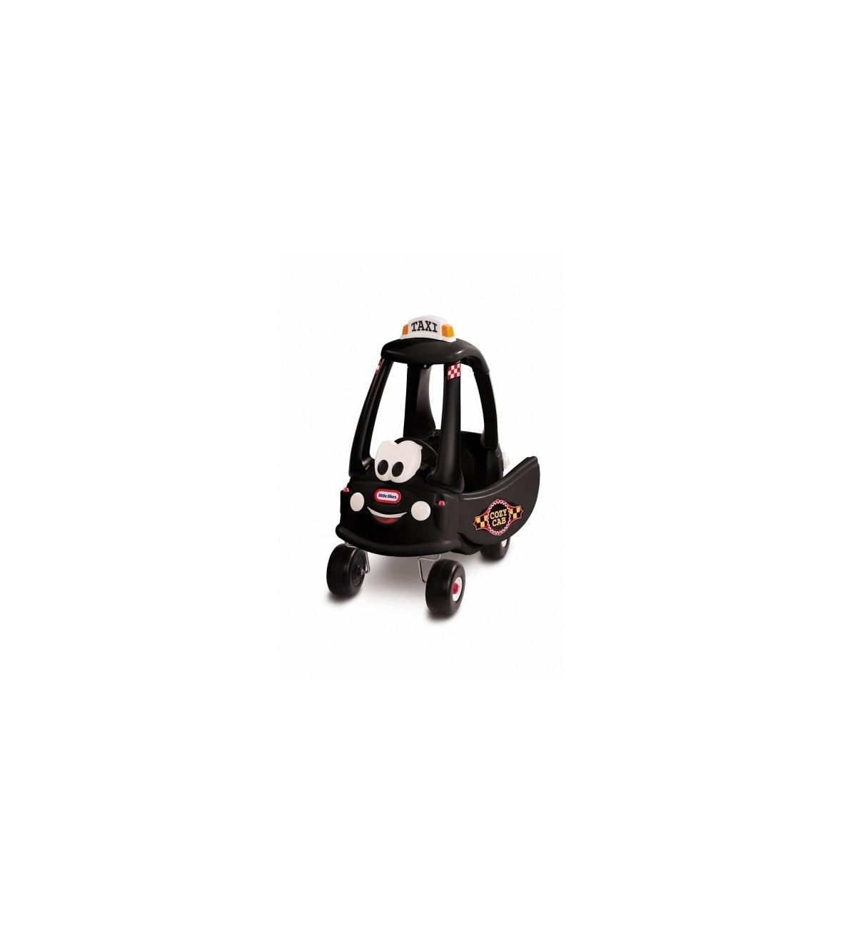 Cozy Coupe, czarna Taxi