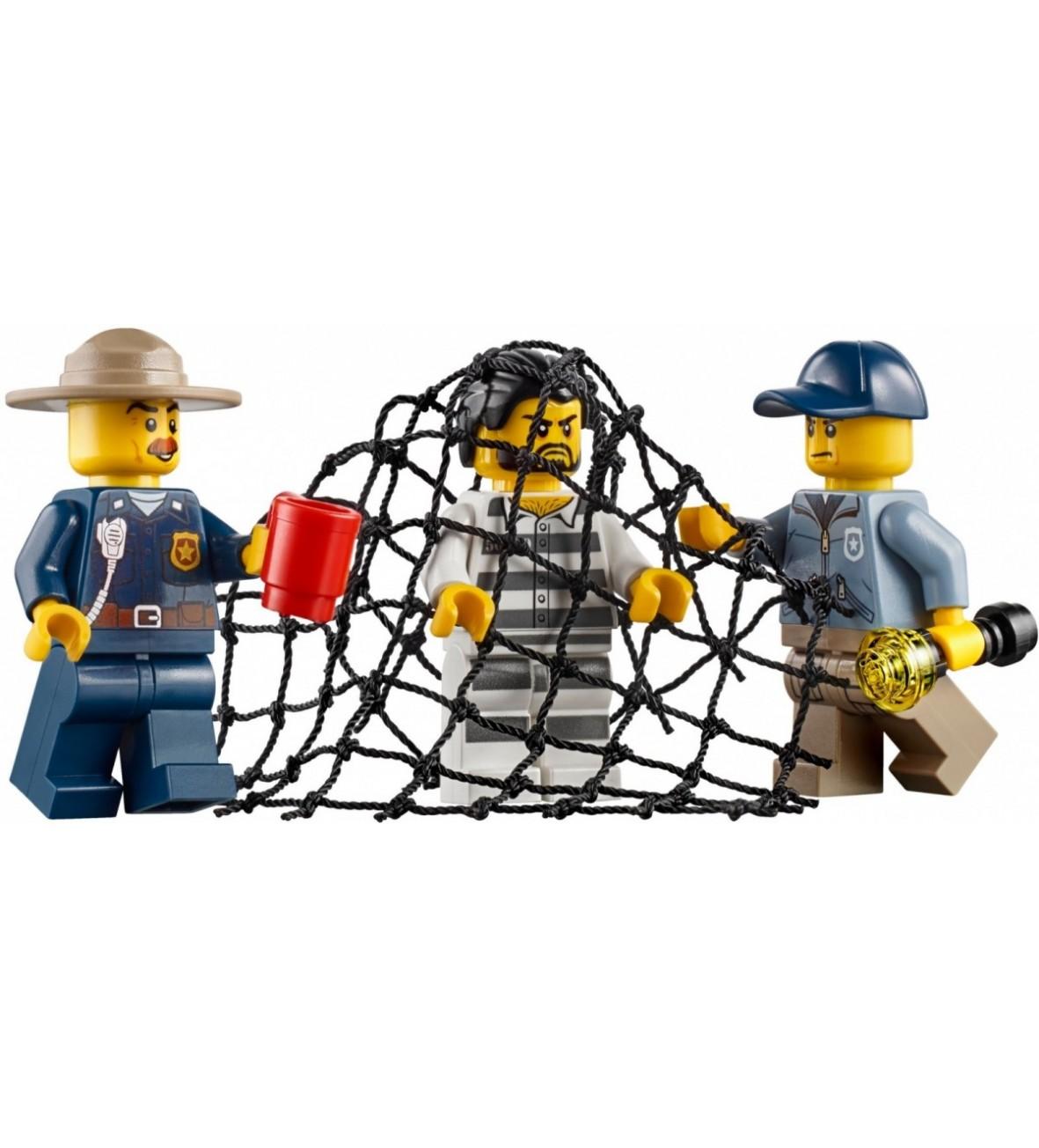 Klocki Lego City Górski Posterunek Policji Sklep 51015
