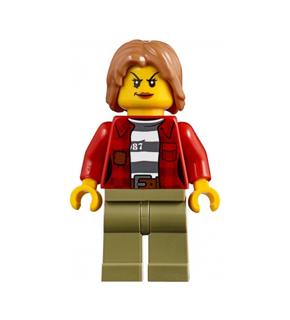 Klocki Lego City Aresztowanie w górach