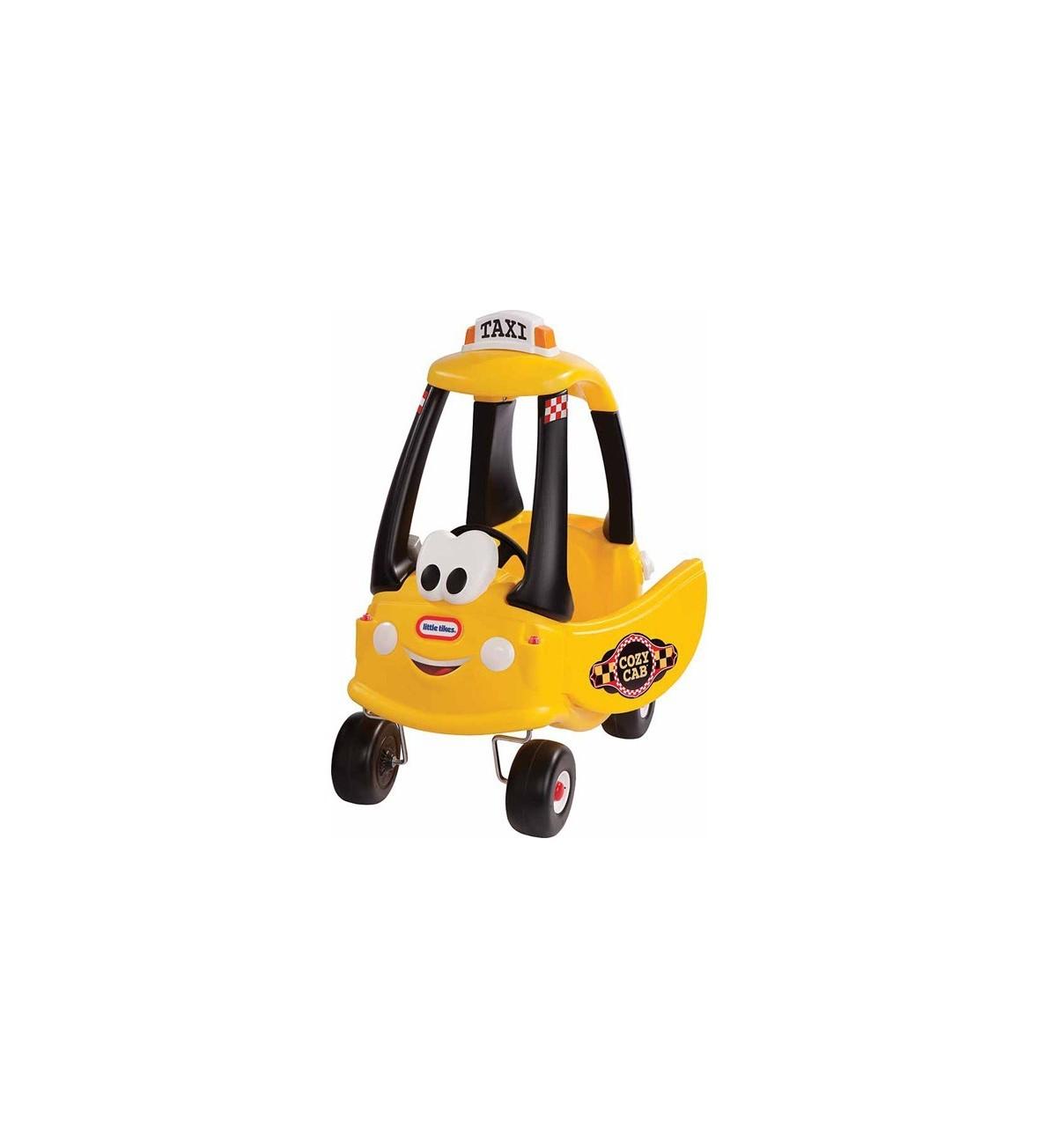 Samochód żółty TAXI